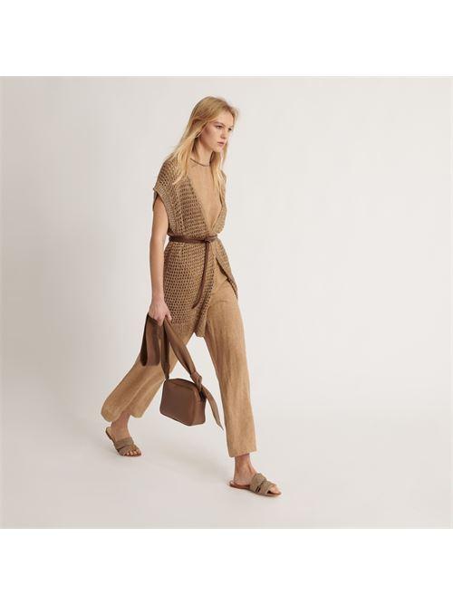 pantaloni FABIANA FILIPPI | Pantaloni | PAD271W3751225