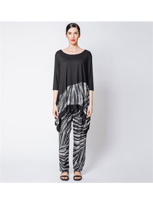 t-shirt MIDALI | Maglia | MDET714 1065/C3