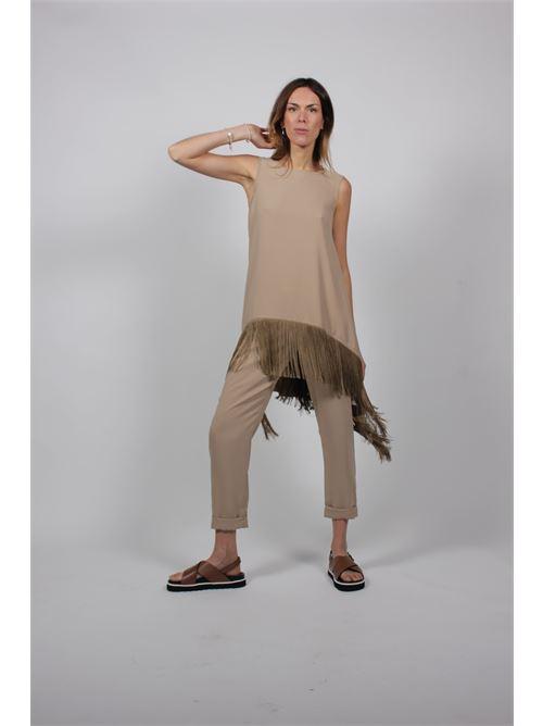 pantaloni P.A.R.O.S.H. | Pantaloni | PANTYD231162004