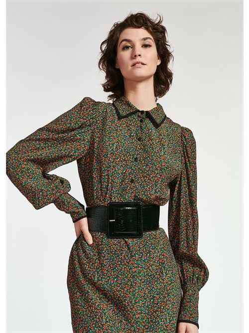 ESSENTIEL |  | WANDERER SHORT DRESSW1BL
