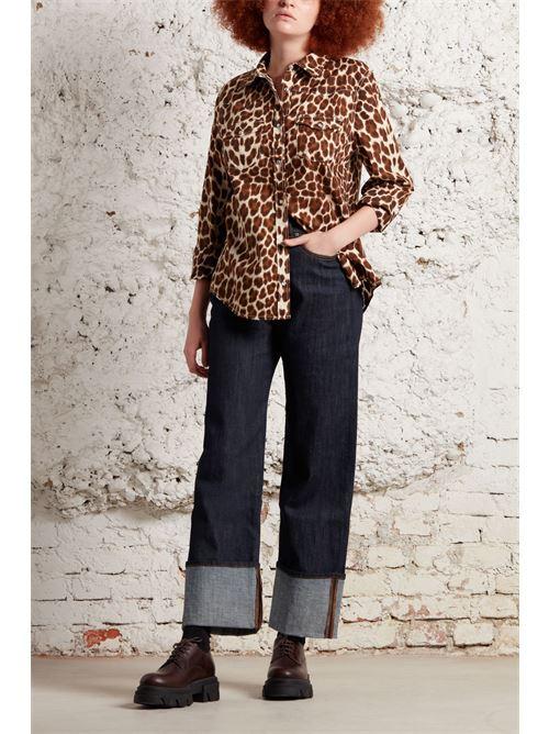 pantaloni P.A.R.O.S.H. | CALLAGAND2311711012