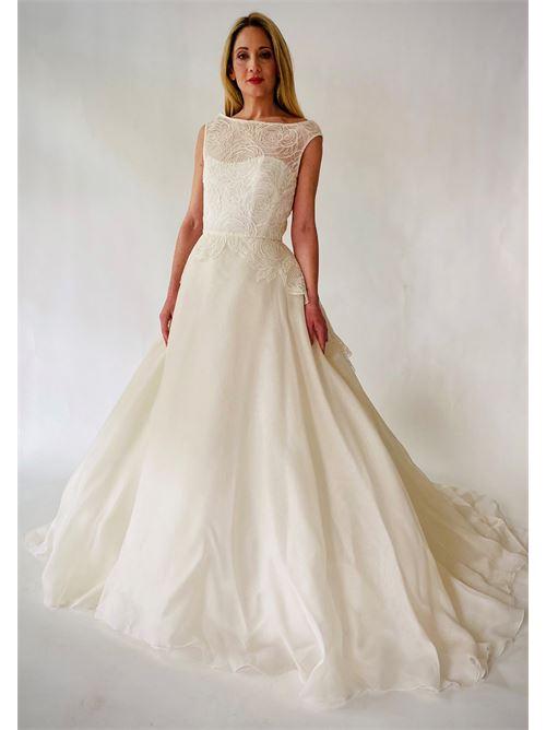 abito sposa Sartoria | Abito sposa | ROSABIANCO SETA