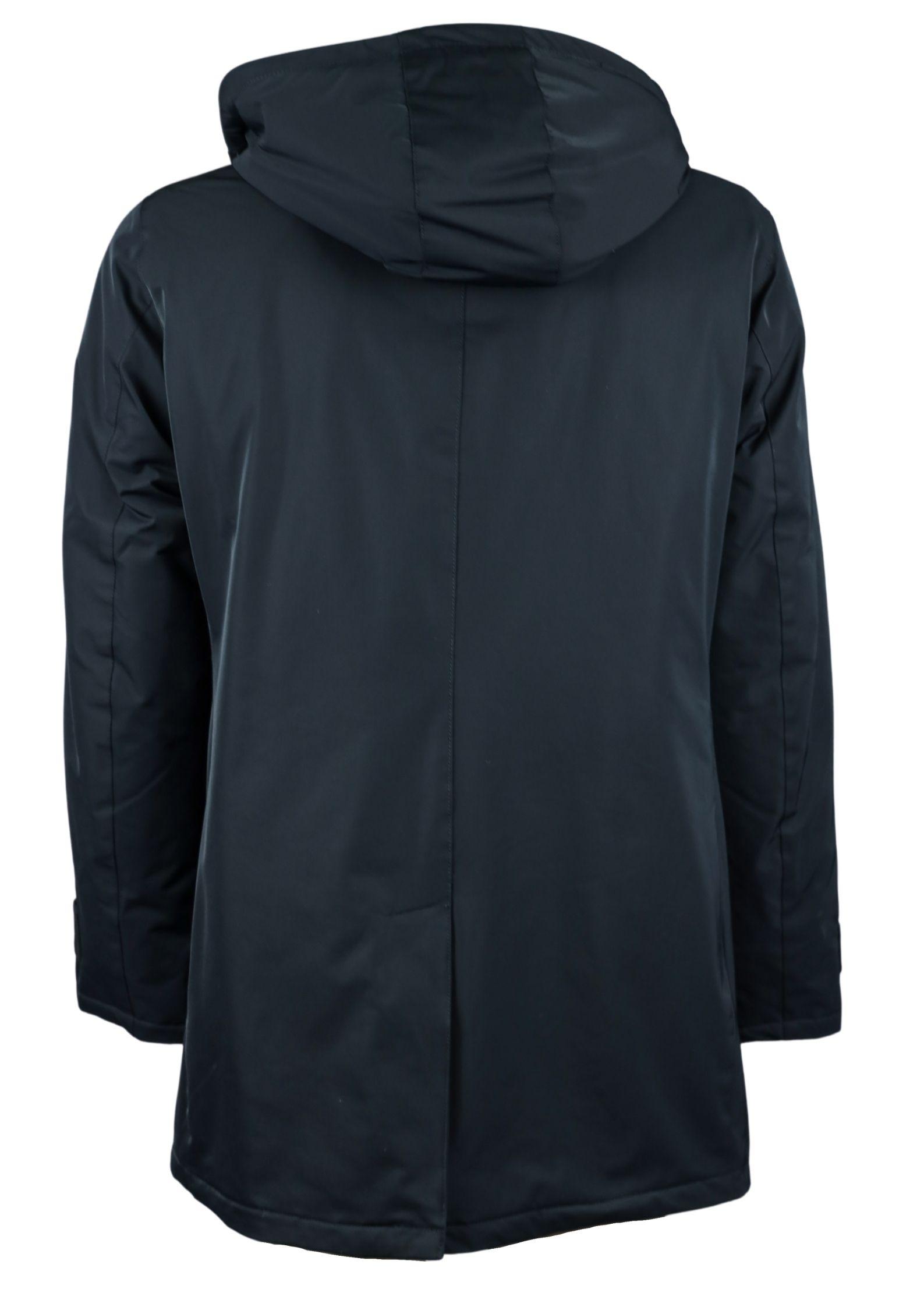 giaccone impermeabile con  interno imbottito e cappuccio staccabile AT.P.CO. | Giacconi | PARIDE799