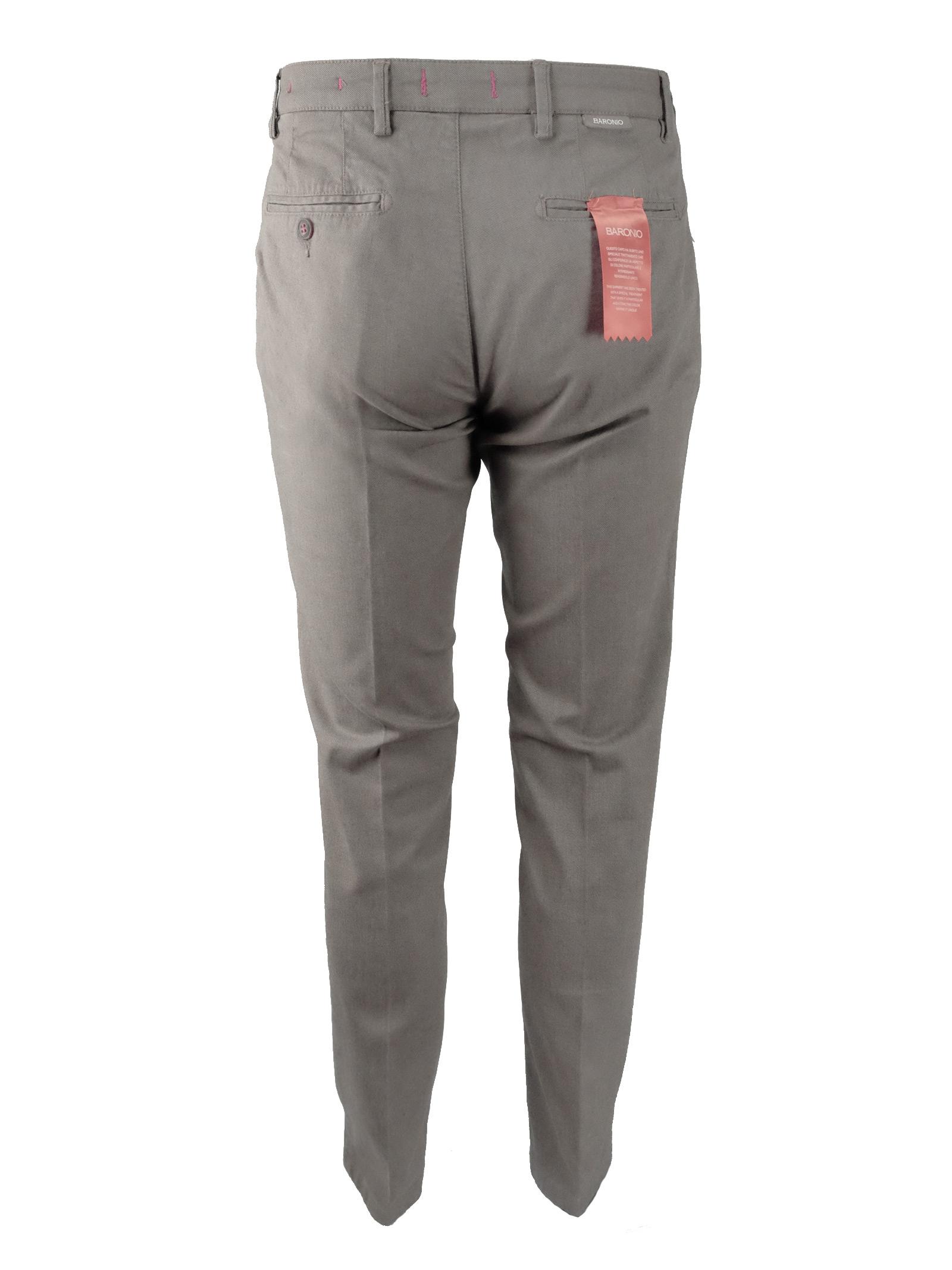 TWIL CHINOS BARONIO | Trousers | 201318