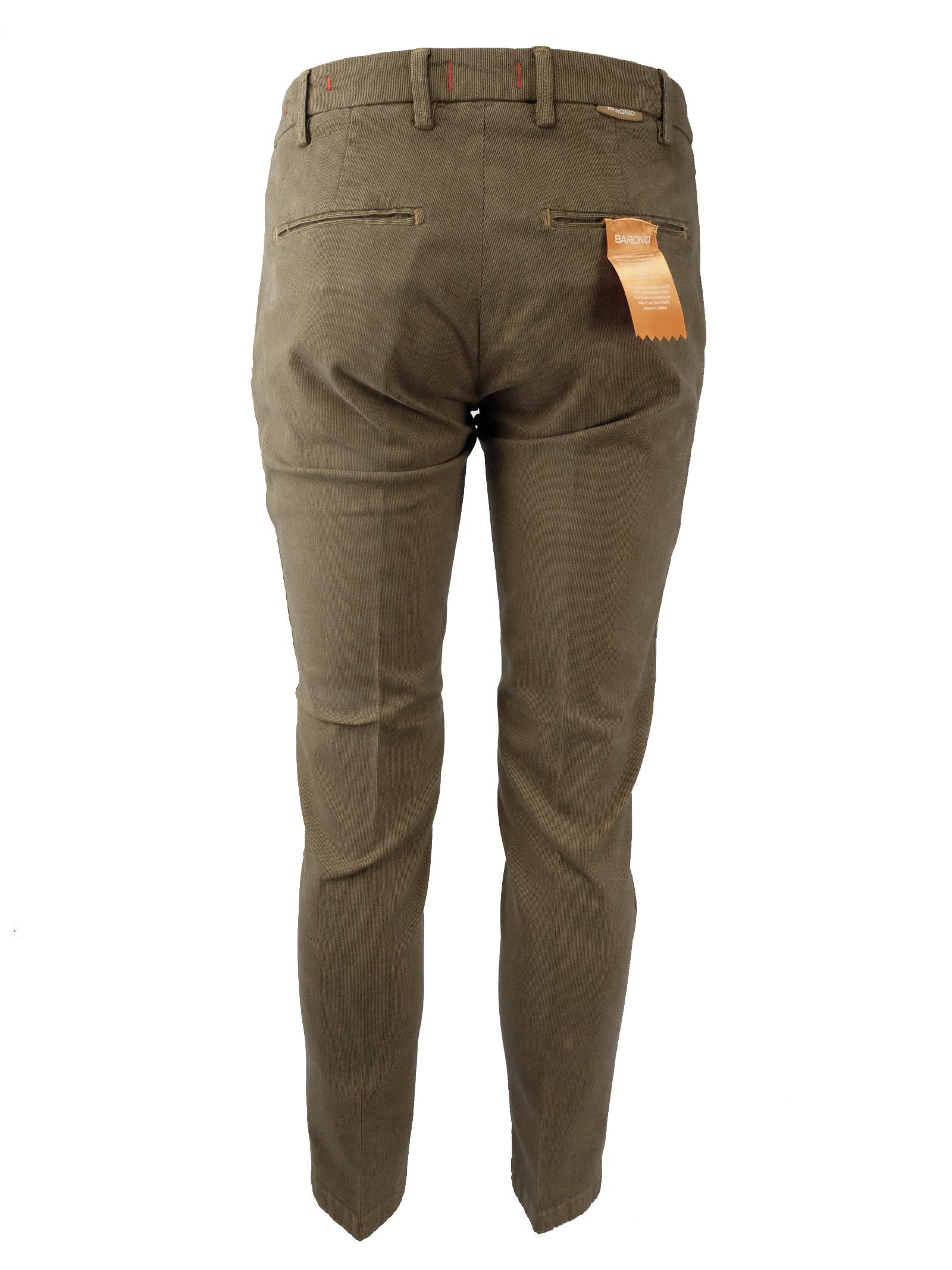 Pantaloni BARONIO | Pantaloni | 201421