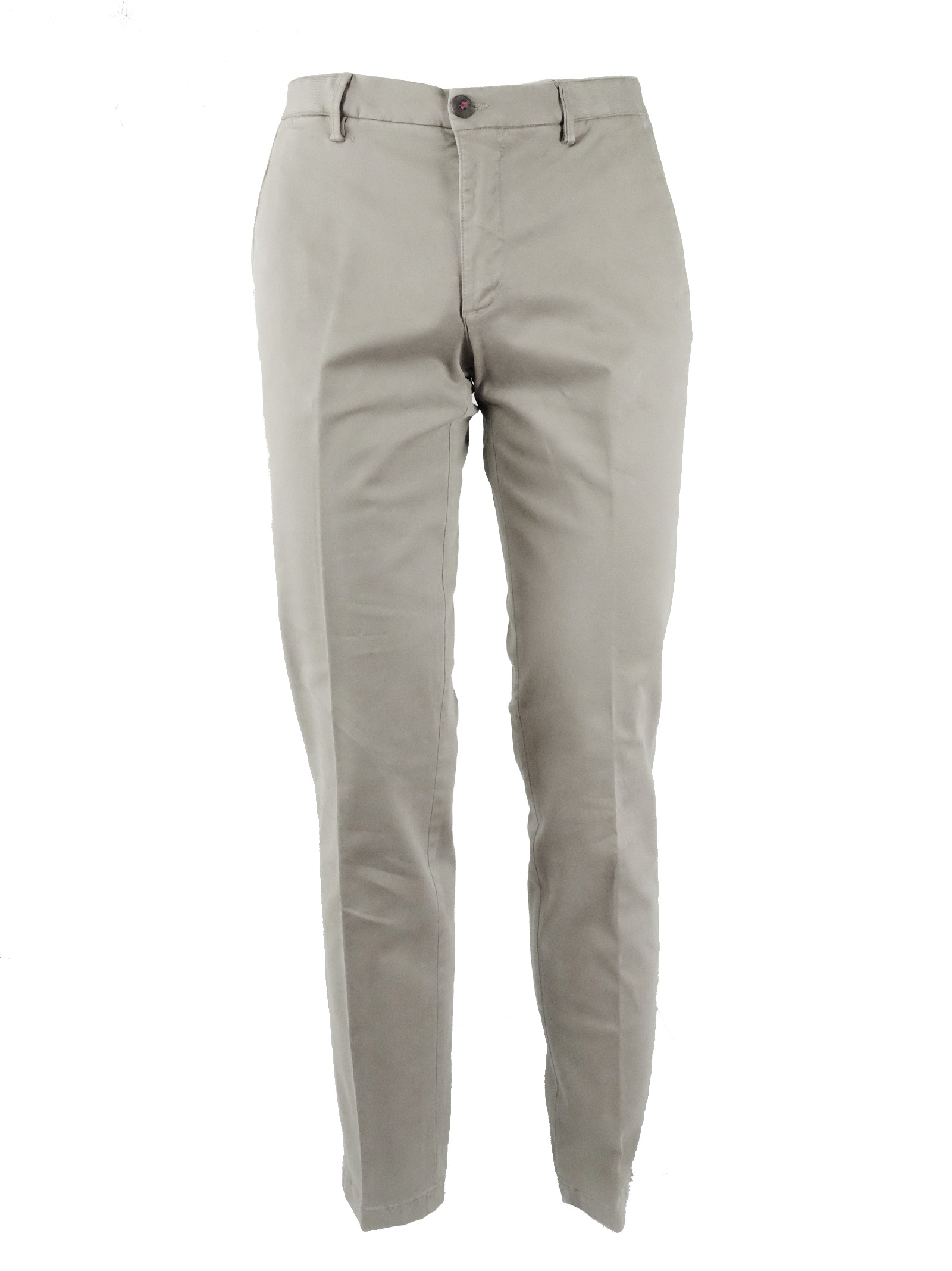 TWIL CHINOS95% COTTON 5 %  ELASTHAN BARONIO | Trousers | 206018
