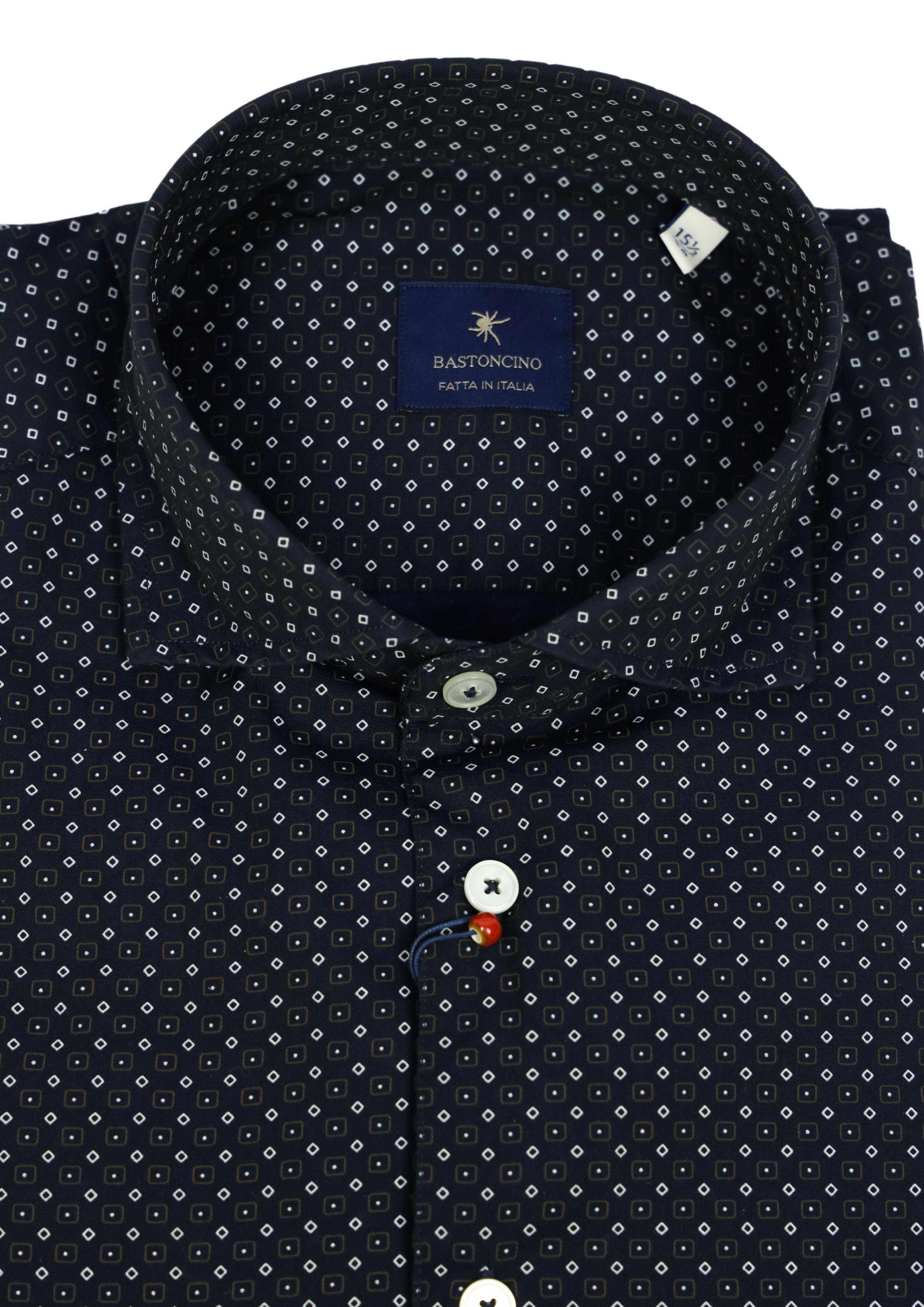 Camicia slim BASTONCINO | Camicie | SIMO1685 01