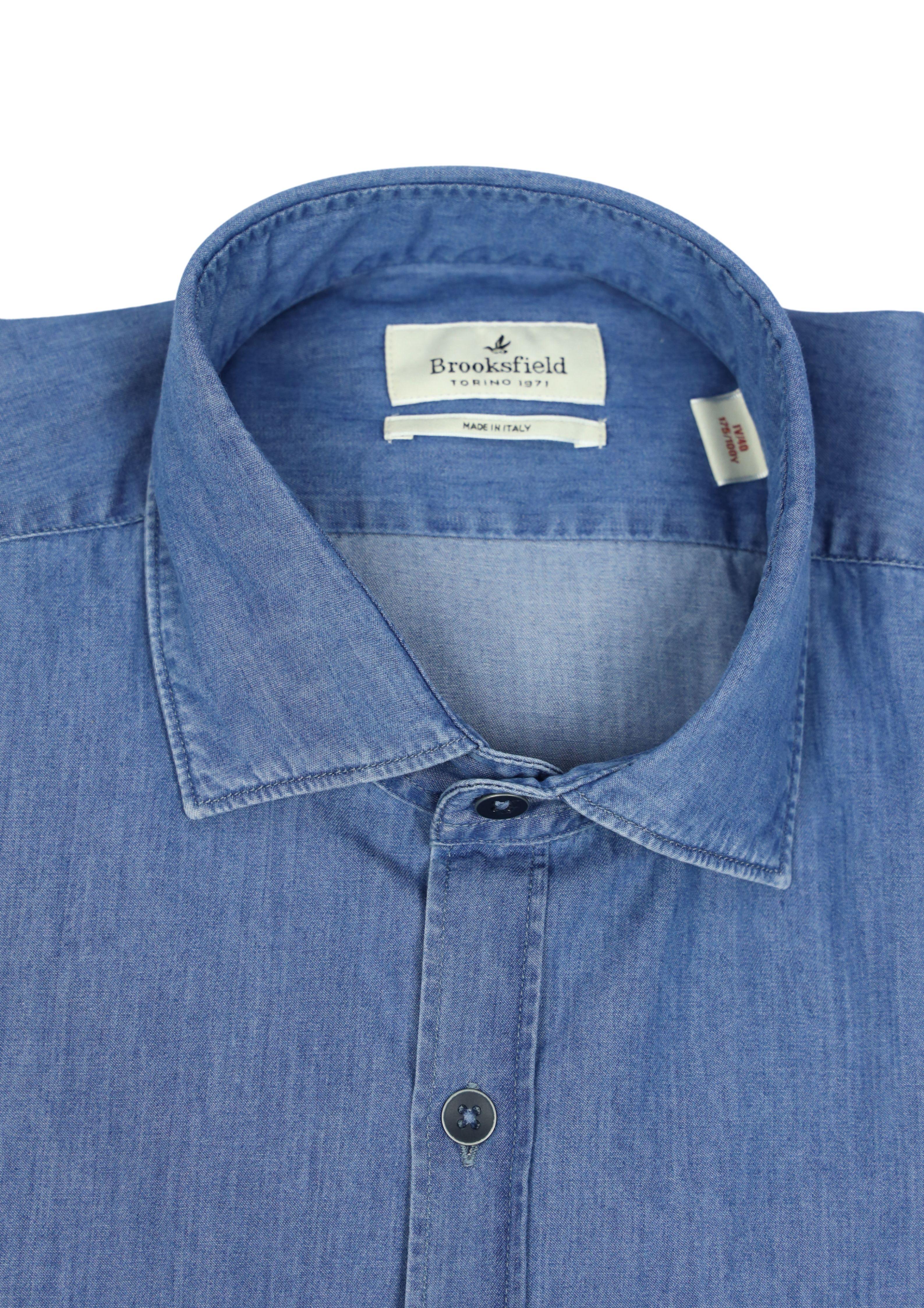 Camicia jeans BROOKSFIELD | Camicie | 202A T0810032