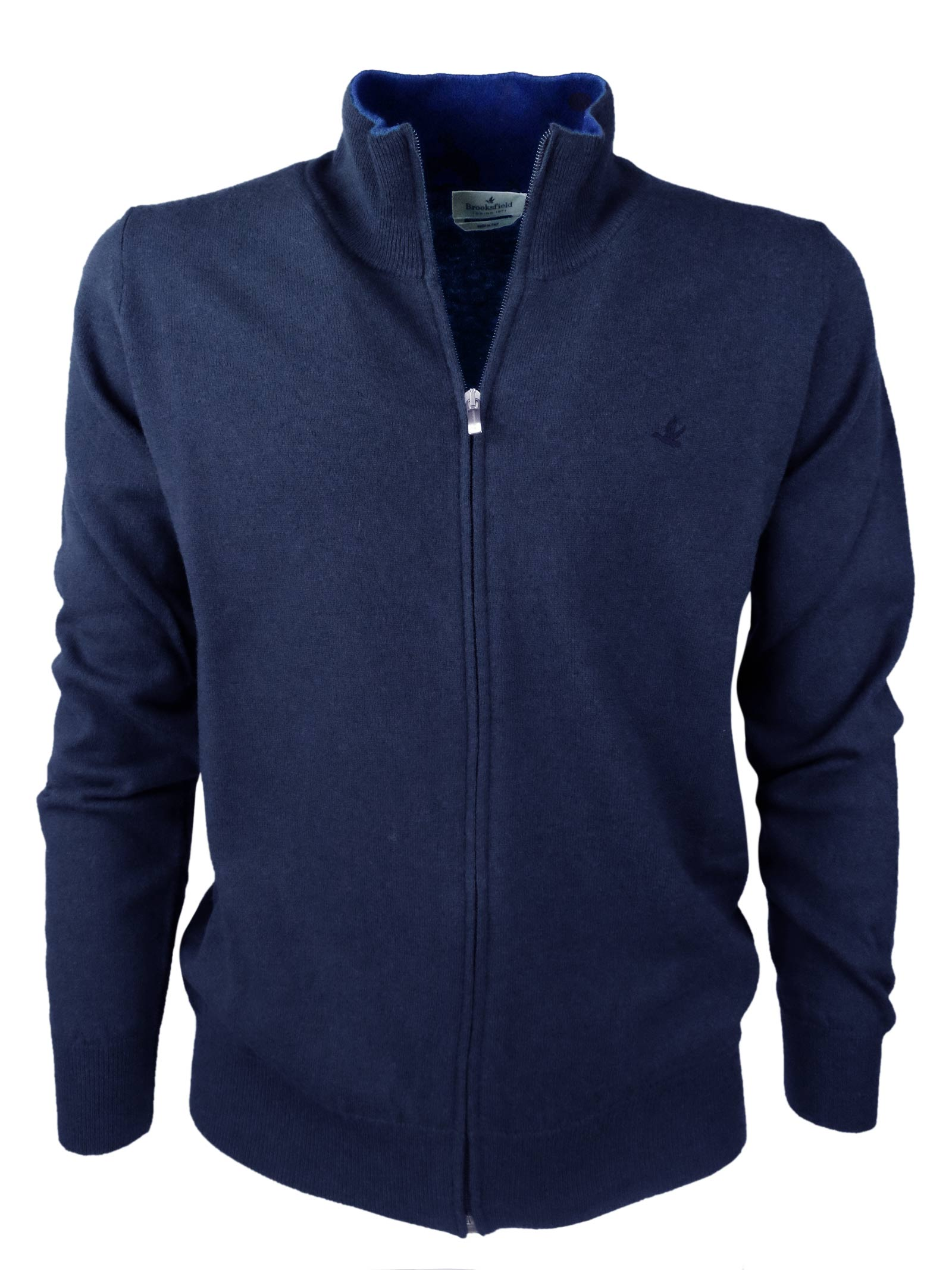 CARDIGAN ZIP BROOKSFIELD | Maglieria | 203E K003140