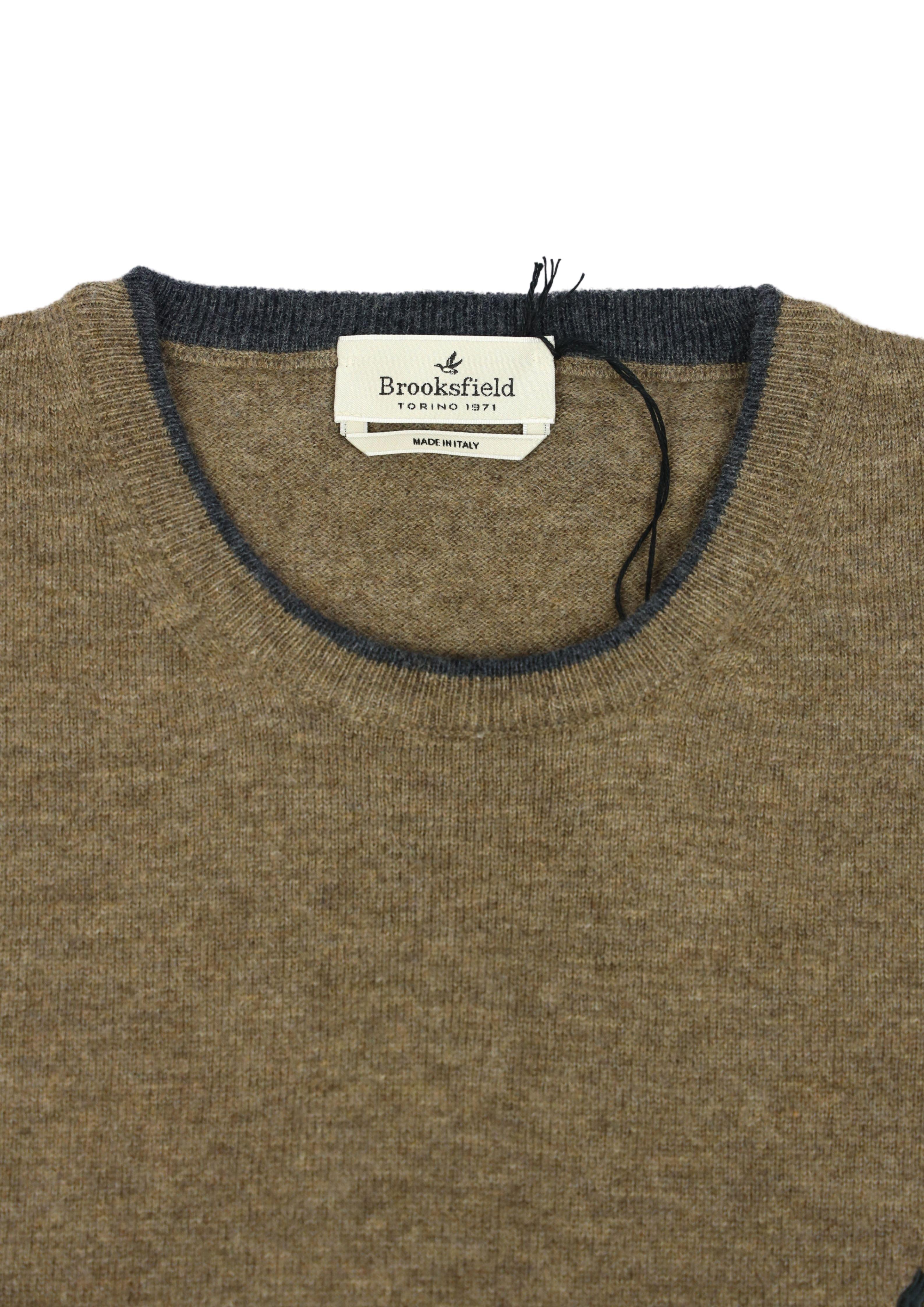 Pullover girocollo BROOKSFIELD | Maglieria | 203E K015130