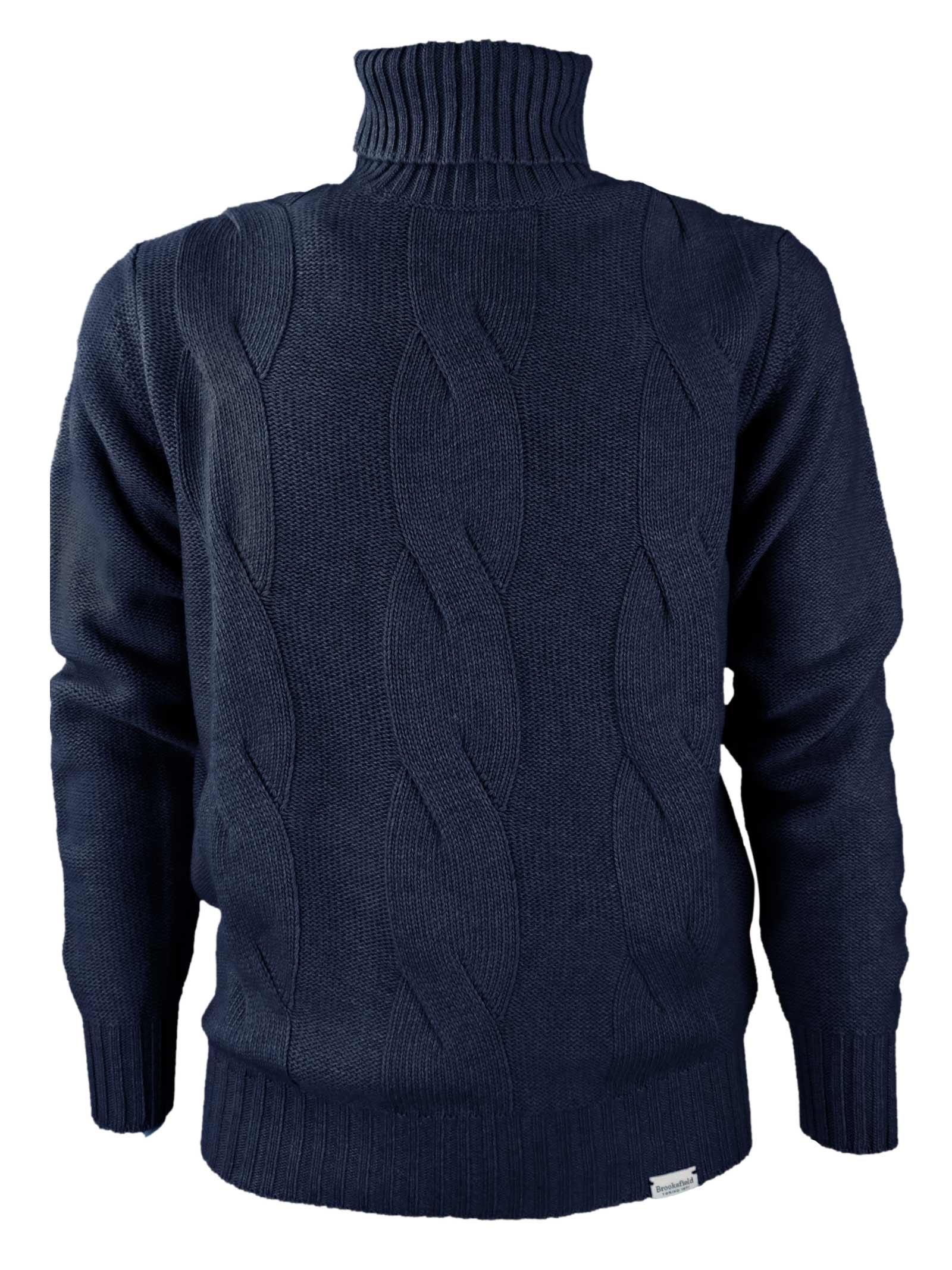 Pullover collo alto BROOKSFIELD | Maglieria | 203J R0019608
