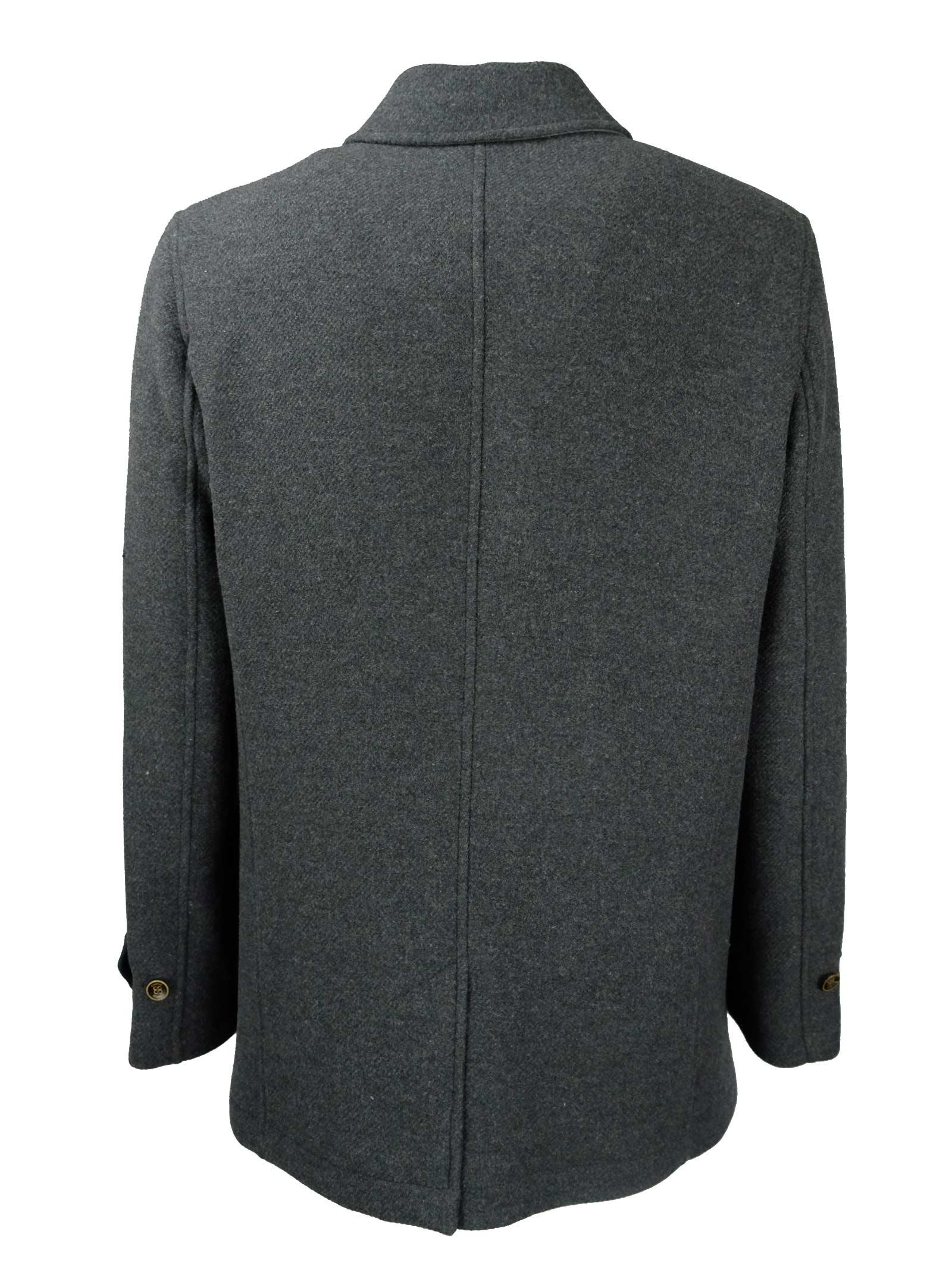 CAMPLIN | Jackets | OVER COAT NORTHGL