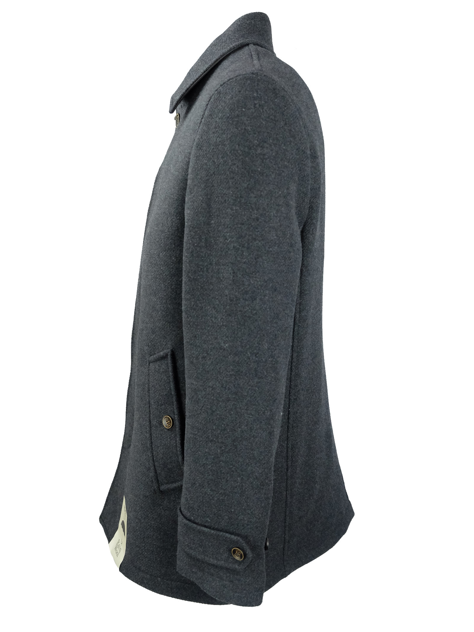 Giaccone in lana CAMPLIN | Giacconi | OVER COAT NORTHGL