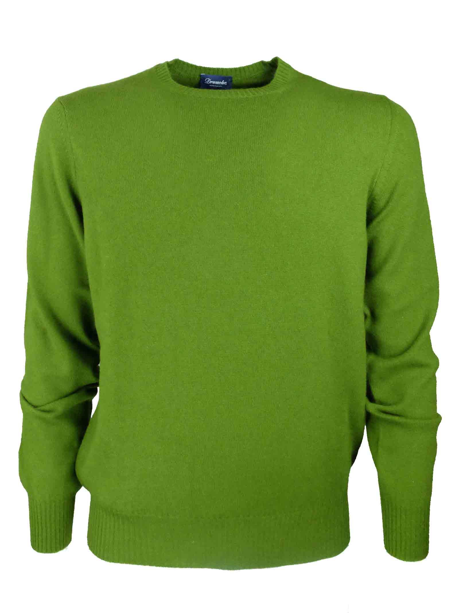 Pullover in 100% cashmere 2 fili DRUMOHR | Maglieria | D1K303433