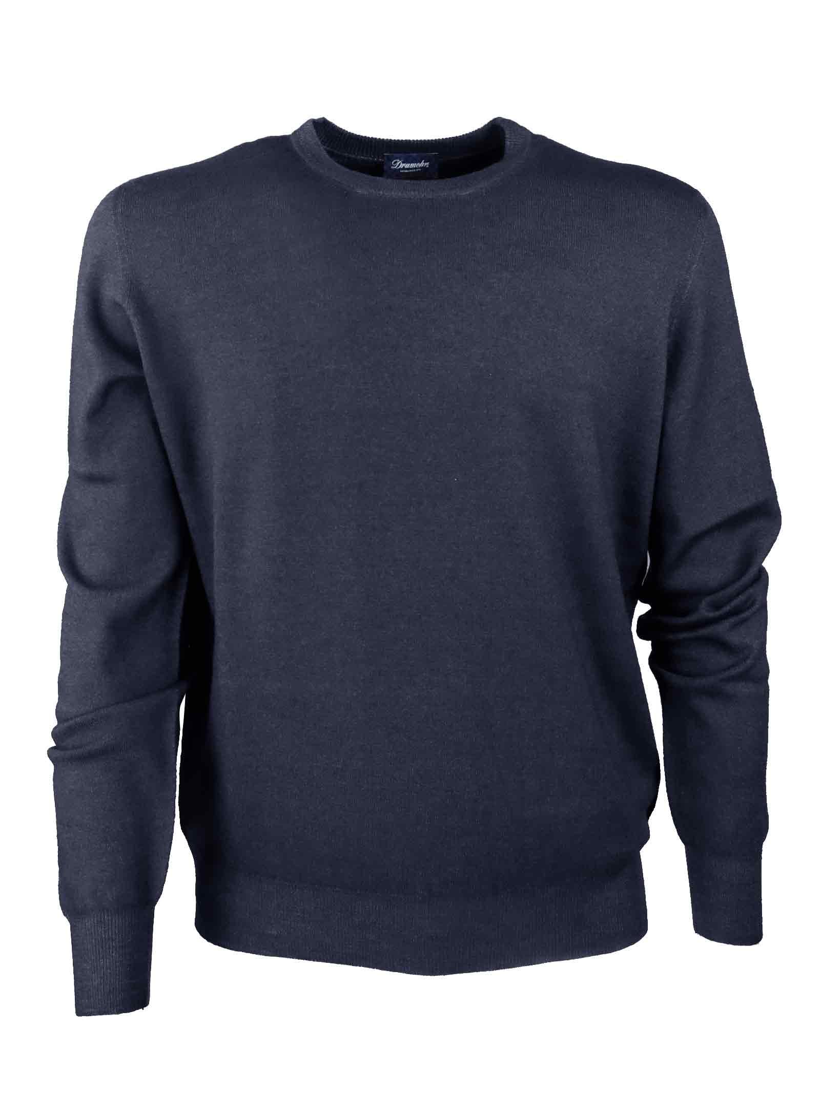 Pullover girocollo DRUMOHR | Maglieria | D2M103A791