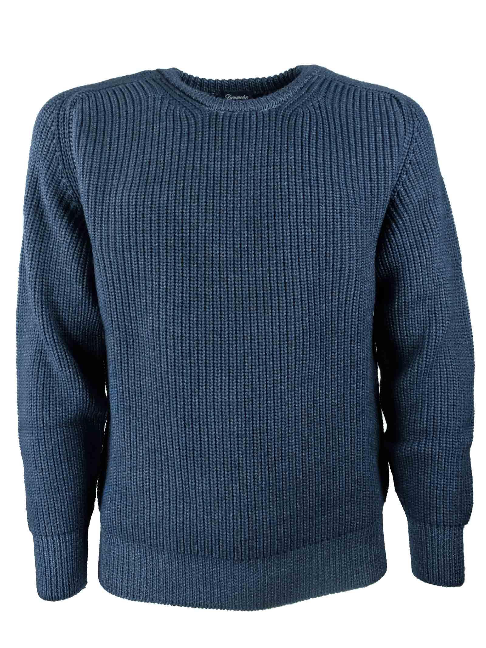 Pullover girocollo DRUMOHR | Maglieria | D5M103PA746