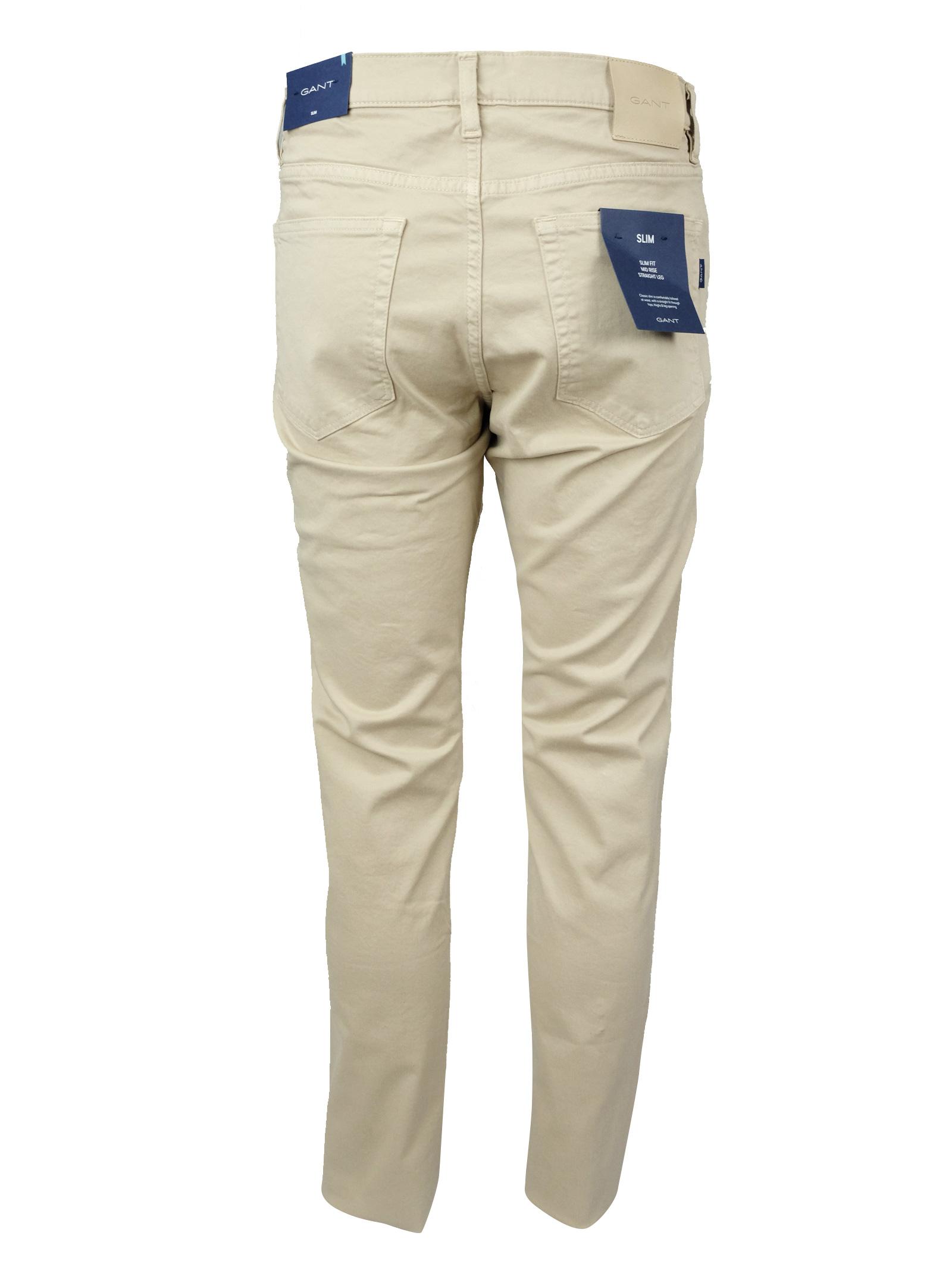 COTTON JEANSCOTTON JEANS95% COTTON 5% ELASTAN GANT | Jeans | 1010208277