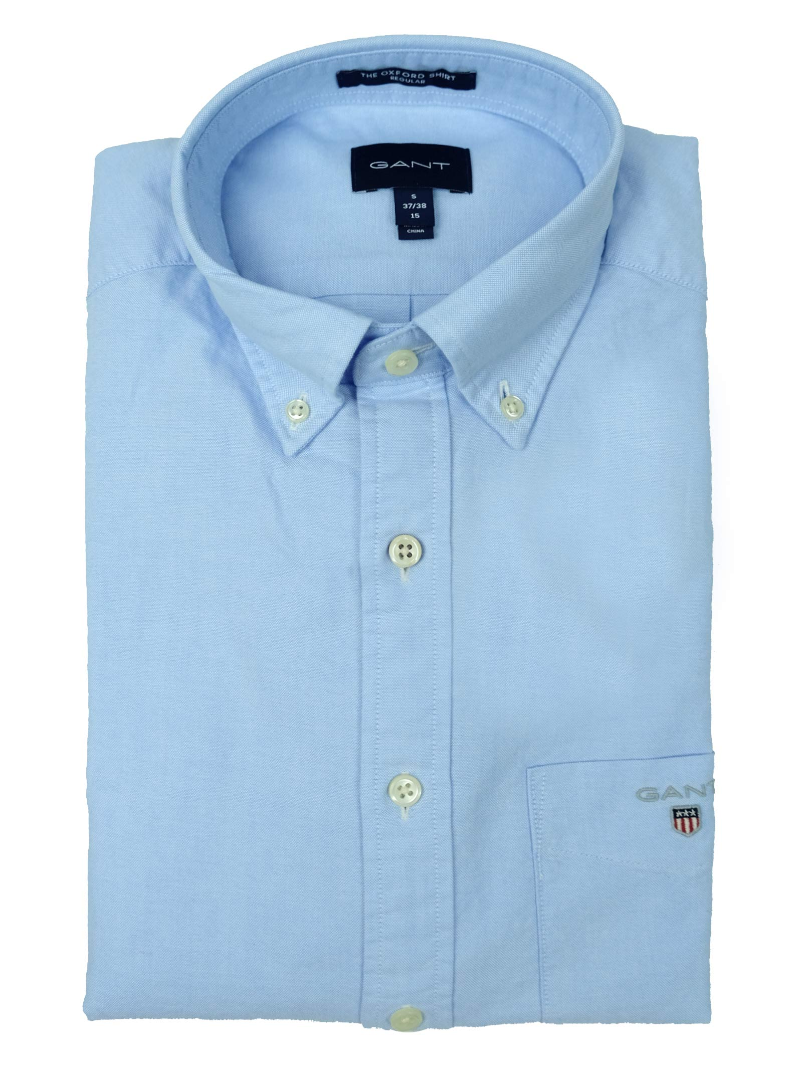 camicia oxford button down GANT | Camicie | 3046000468