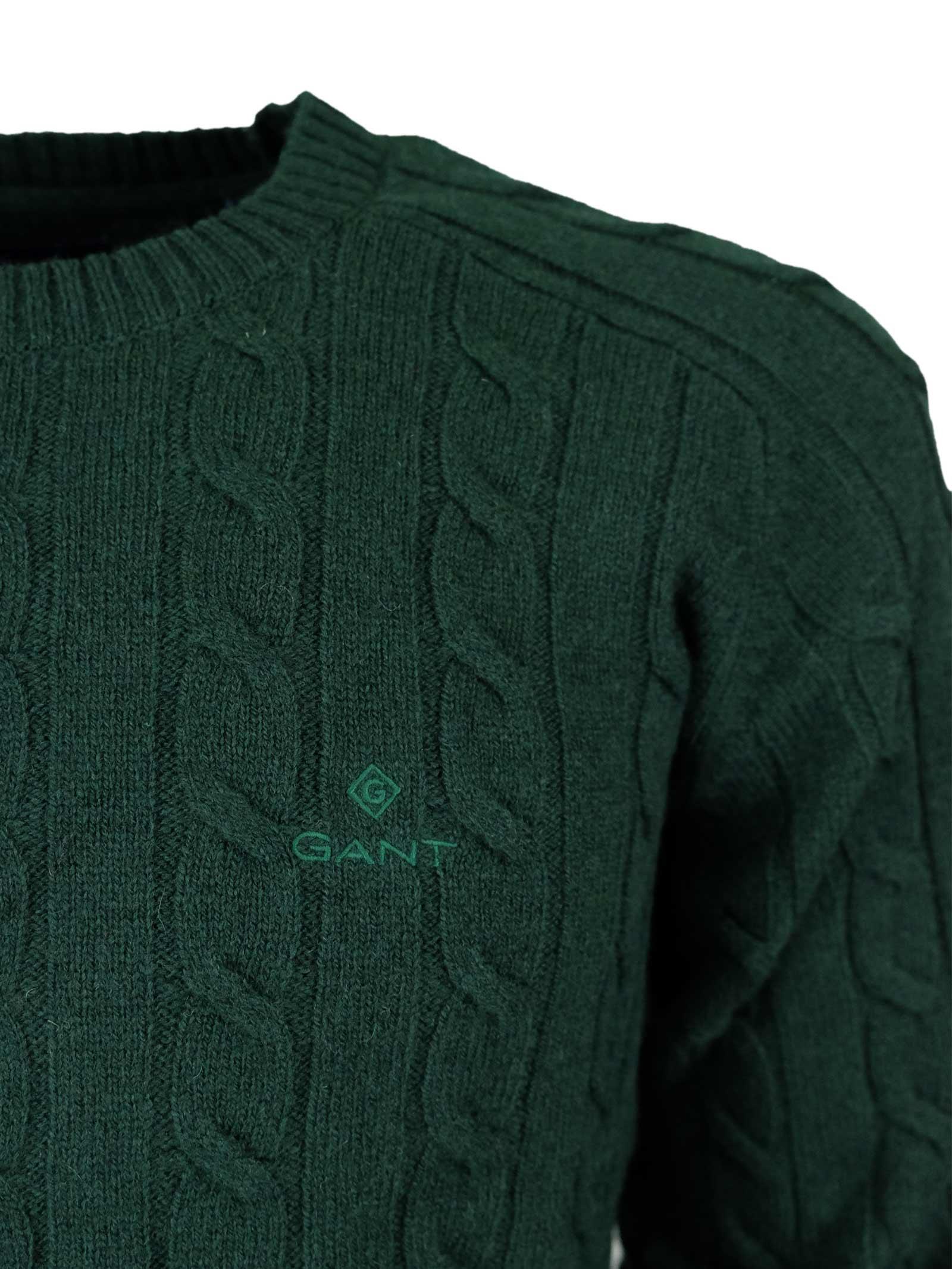 pullover girocollo GANT | Maglieria | 8050076374