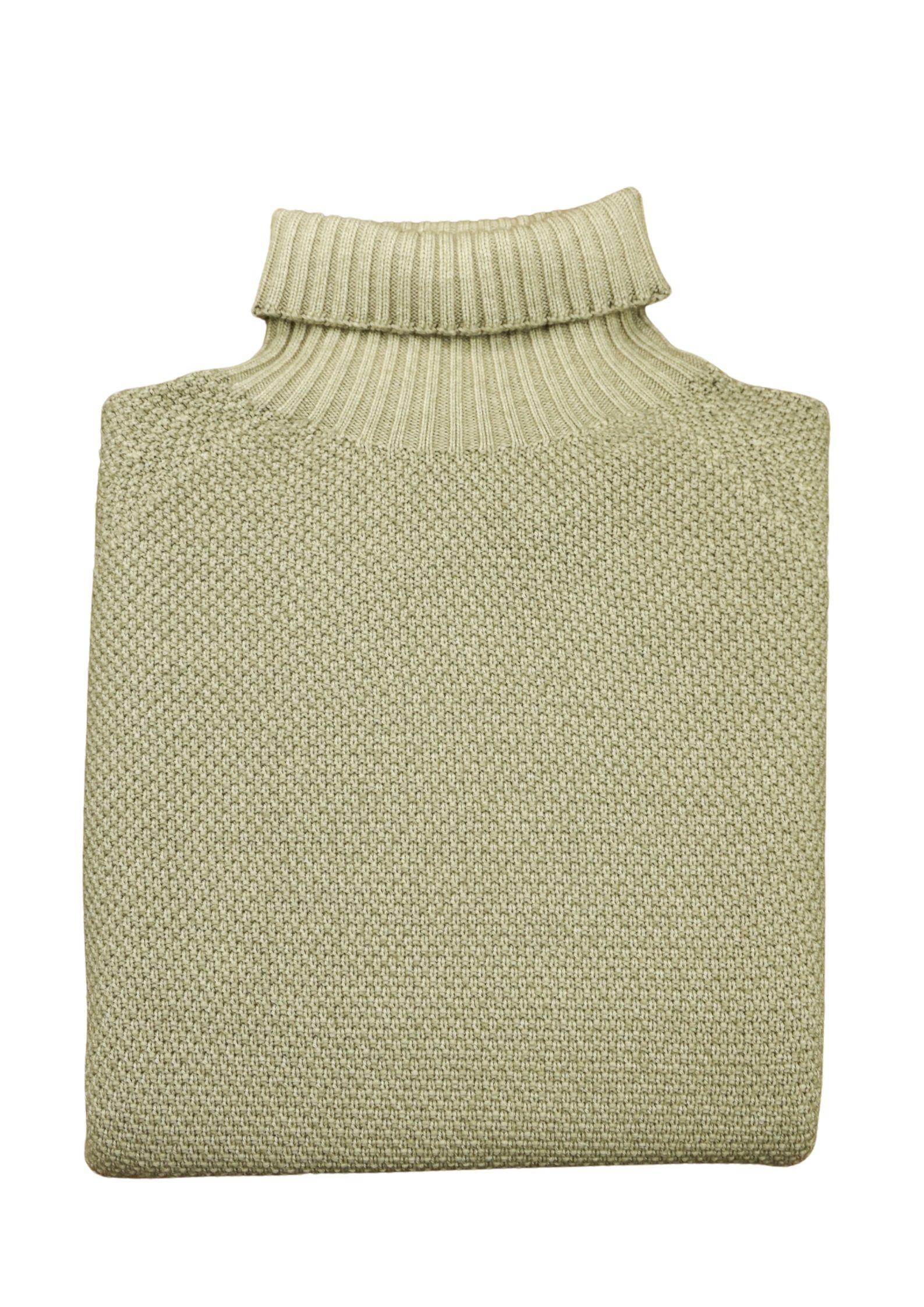 TURTLE NECK MERINO SWEATER H953 | Knitwear | 294113