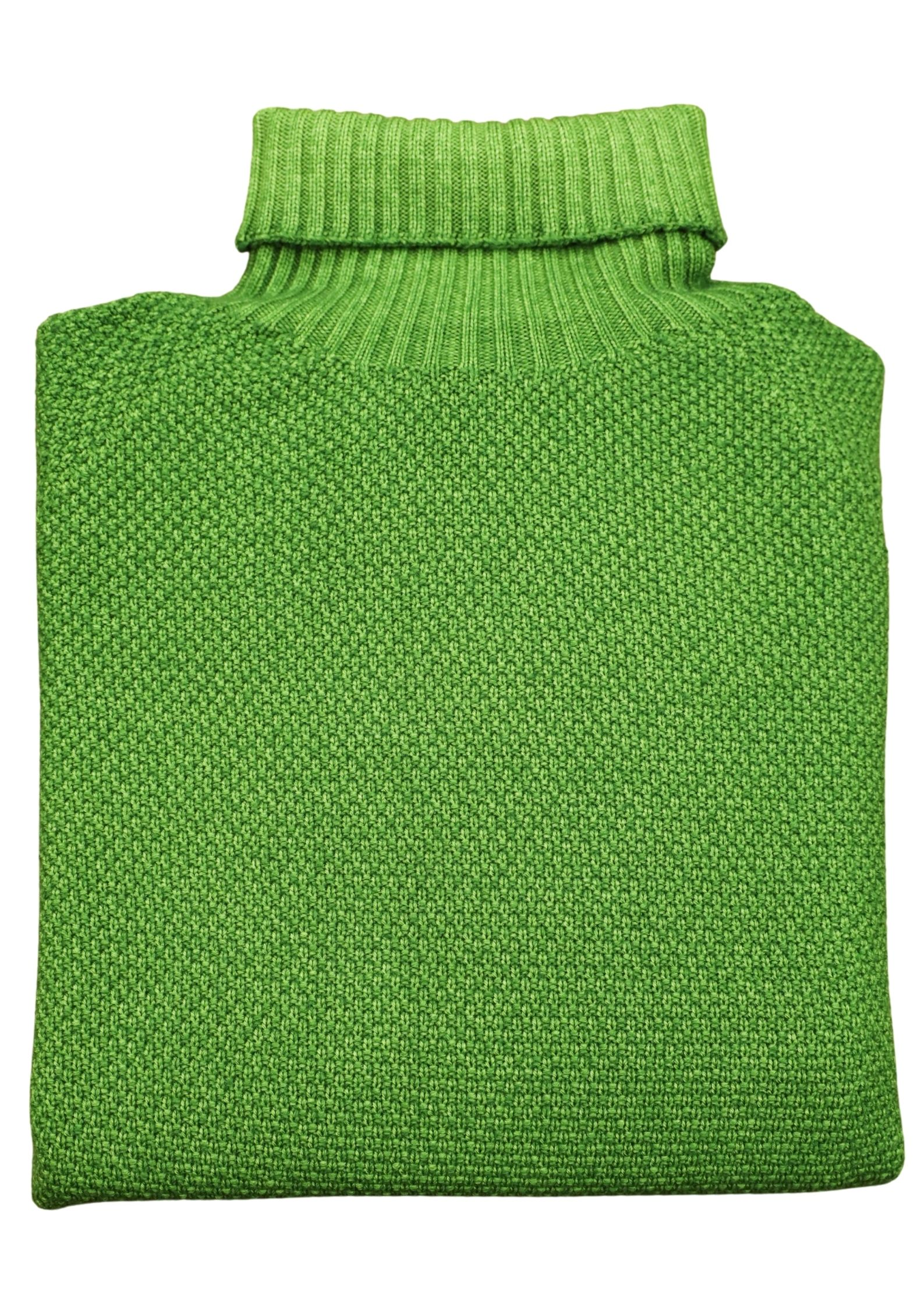 TURTLE NECK MERINO SWEATER H953 | Knitwear | 294122