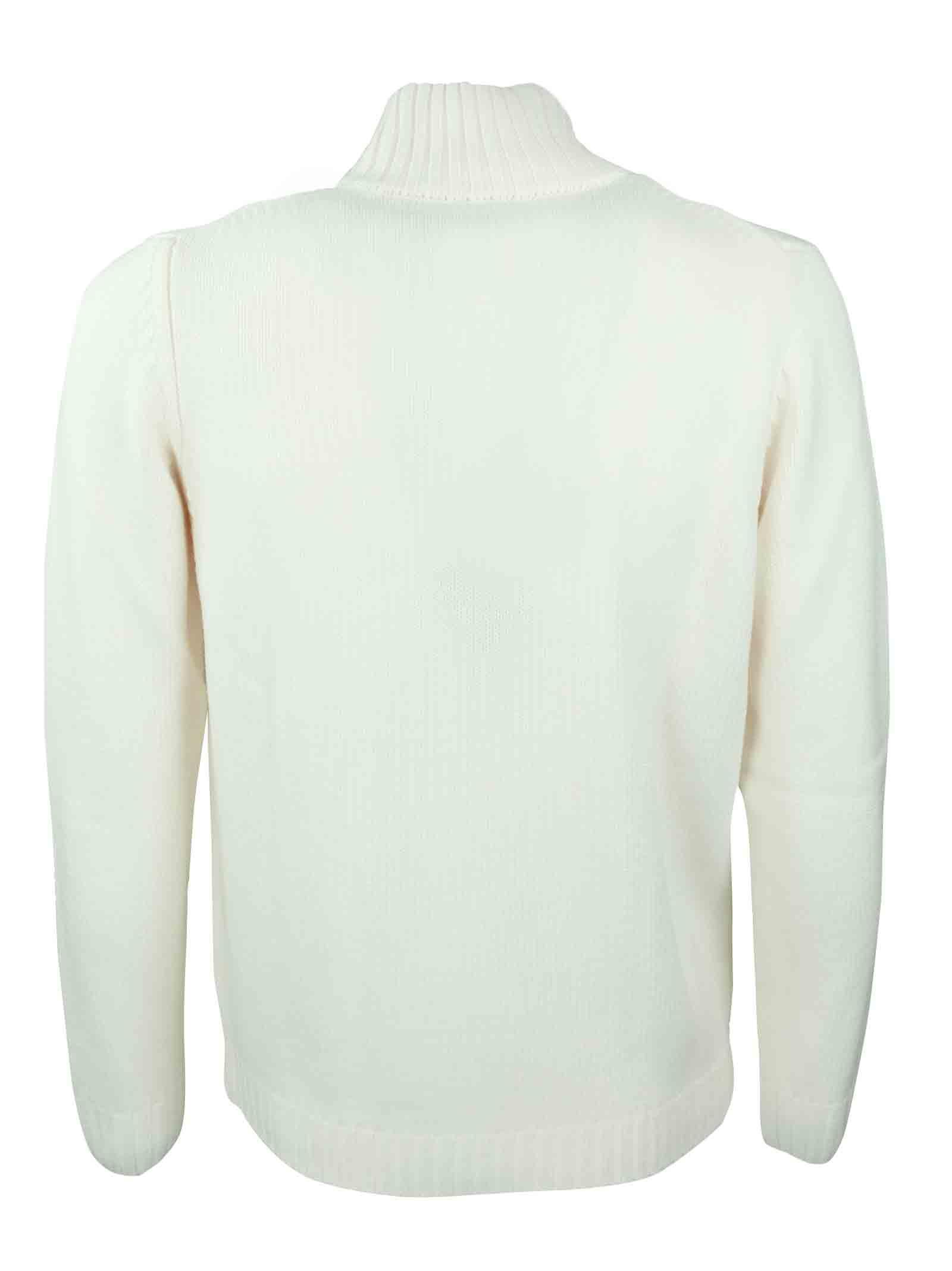 Pullover doppio petto H953 | Maglieria | 294602