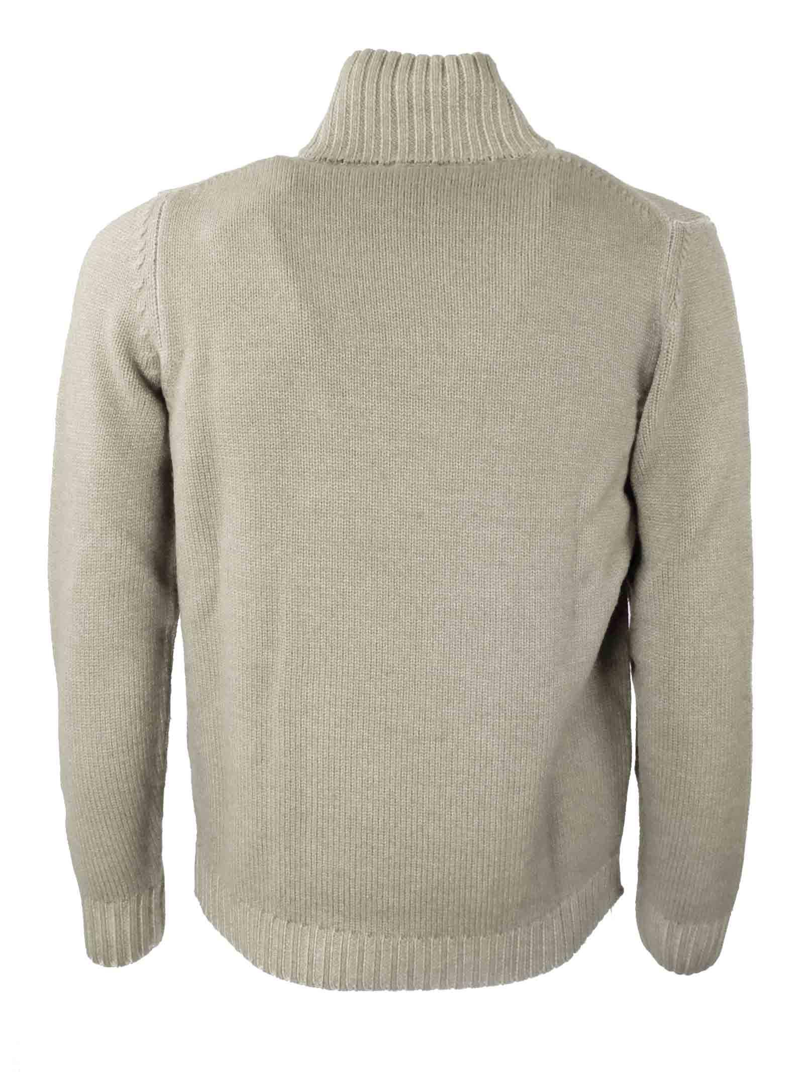 Pullover doppio petto H953 | Maglieria | 294613