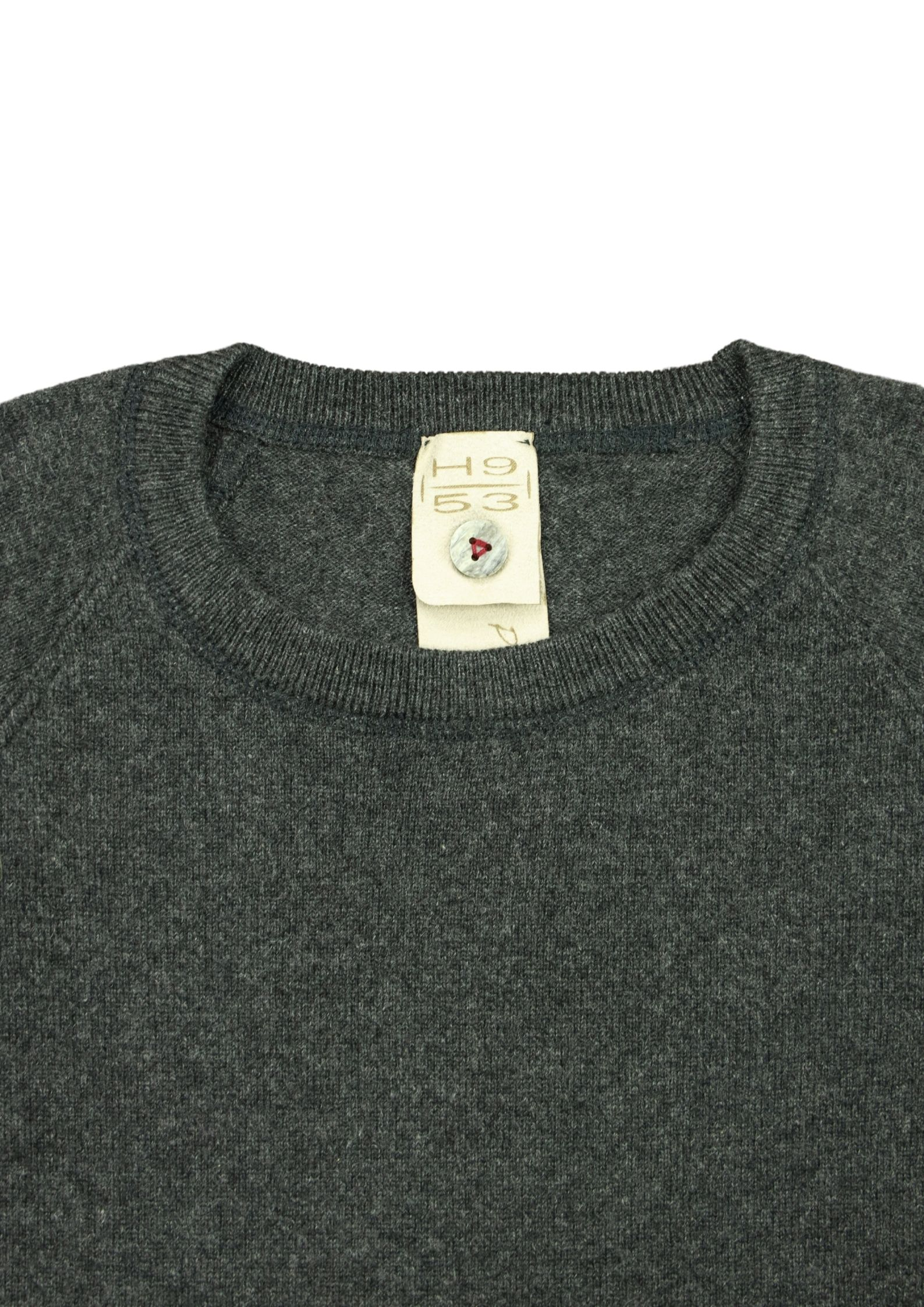 2 PLY CASHMERE SWEATER H953 | Knitwear | 299606