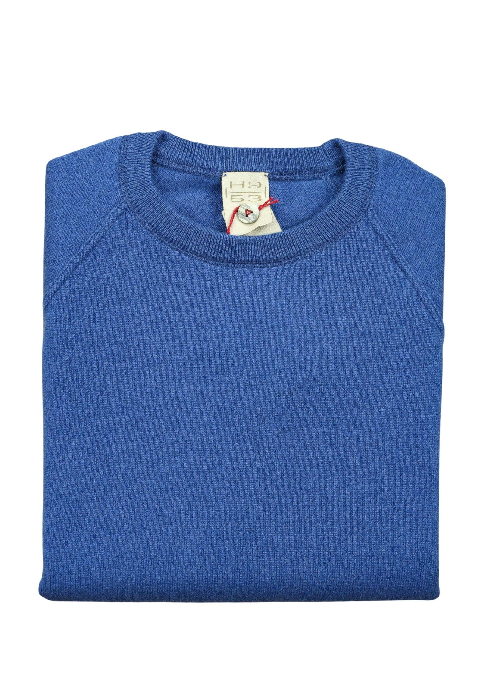 Pullover in cashmere modello felpa H953 | Maglieria | 299674