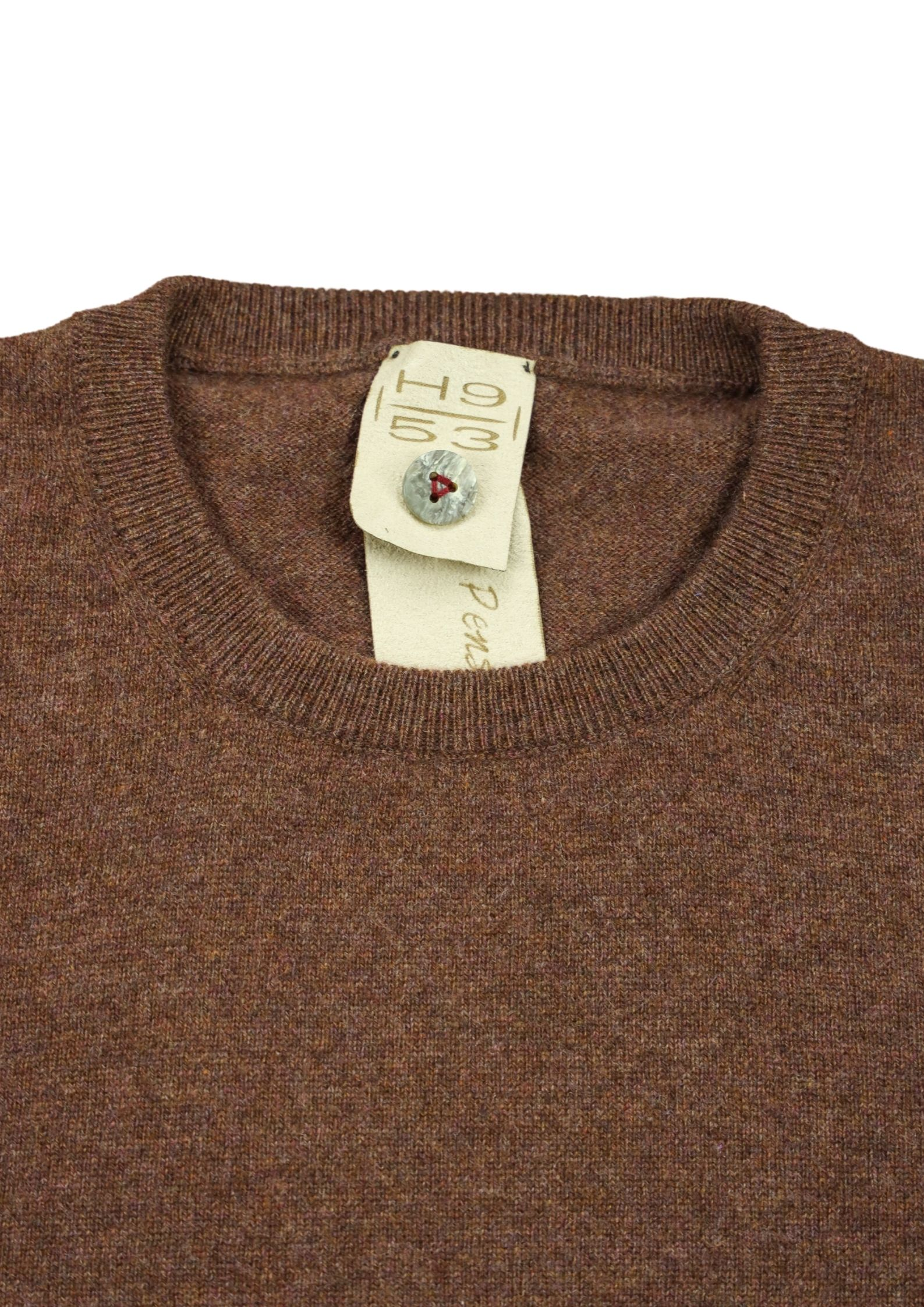 2  PLY CASHMERE SWEATER H953 | Knitwear | 299758