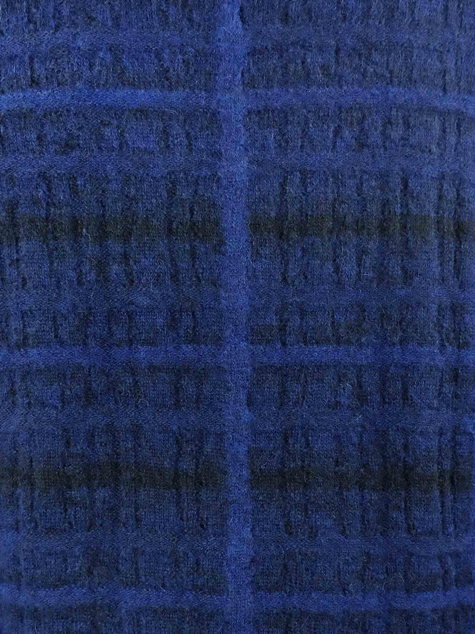 Pullover girocollo madras H953 | Maglieria | 302888