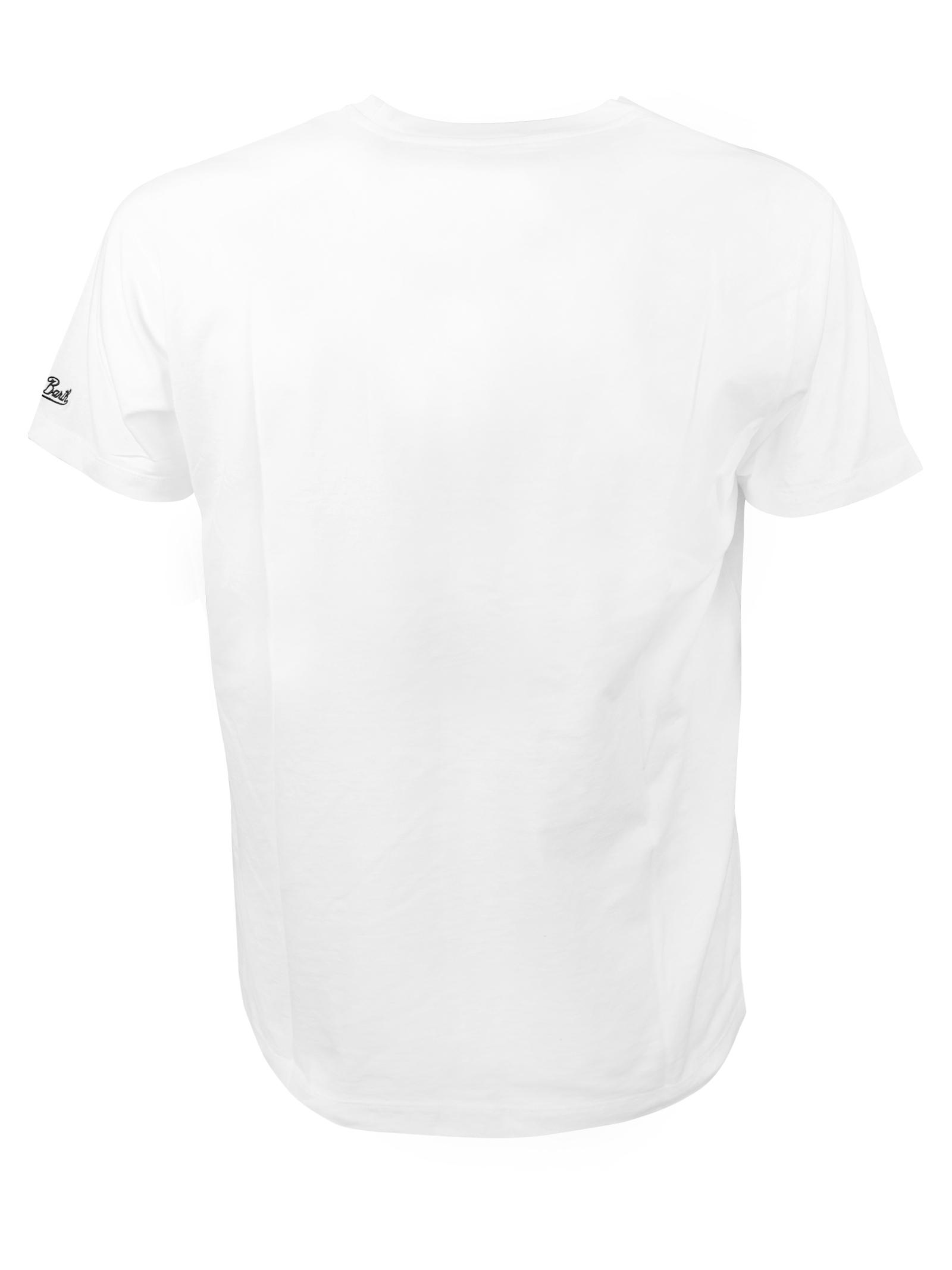 T-SHIRT CON STAMPA MC2  SAINT BARTH | T- shirt | ARNOTTAPIN01