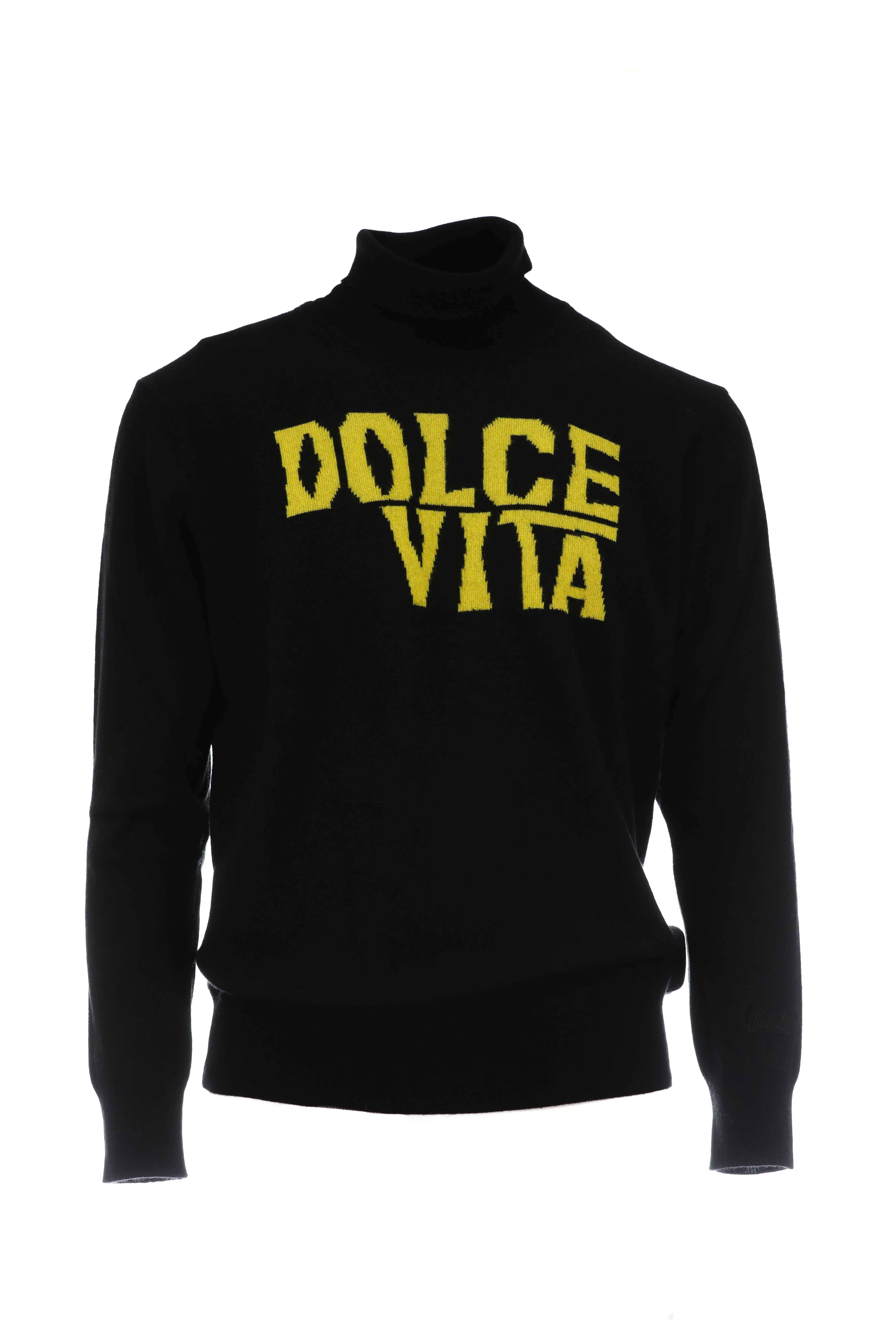 PULLOVER COLLO ALTO MC2  SAINT BARTH | Maglieria | DOLCEVITADLCV09