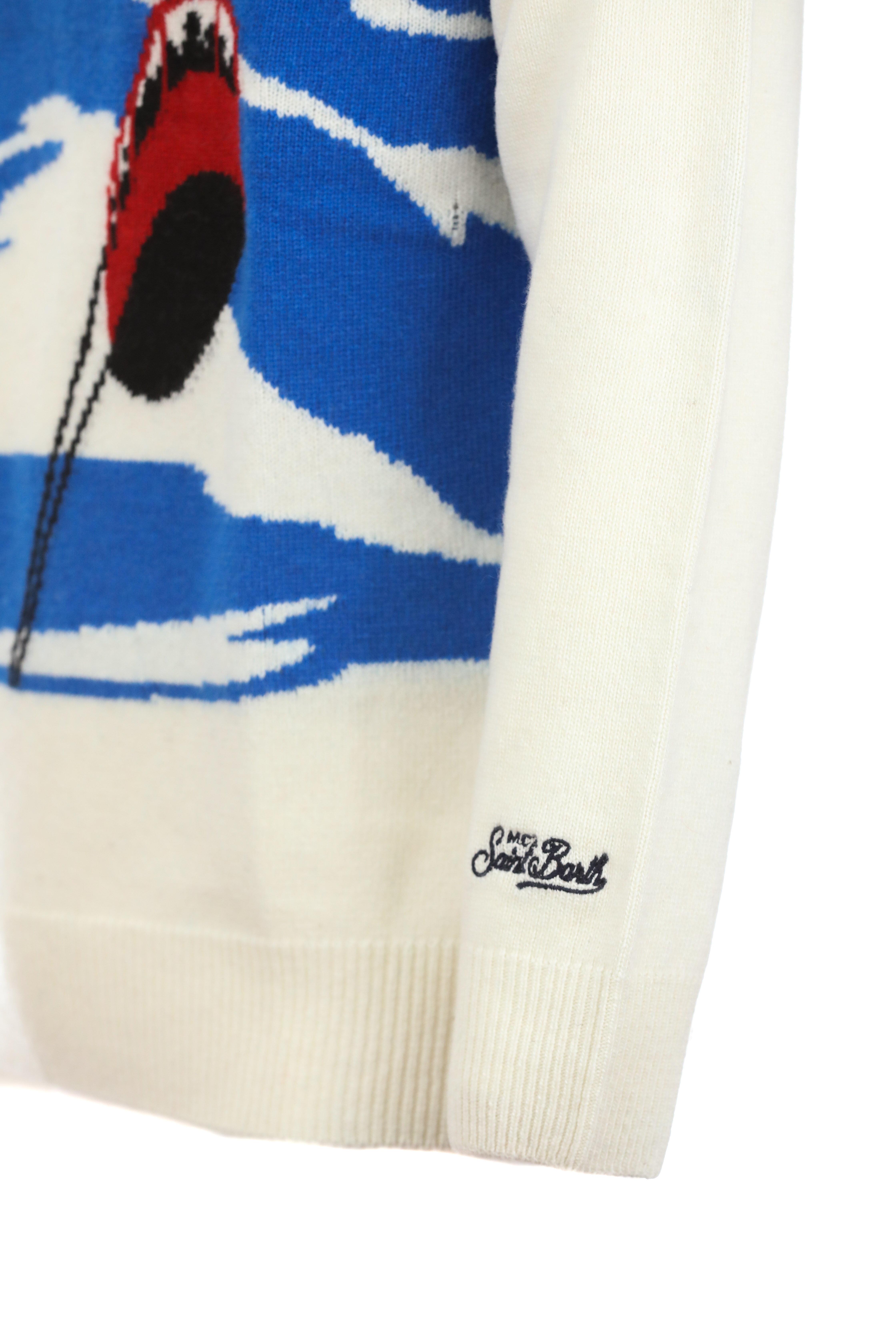 MC2  SAINT BARTH | Knitwear | HERONMOPS10