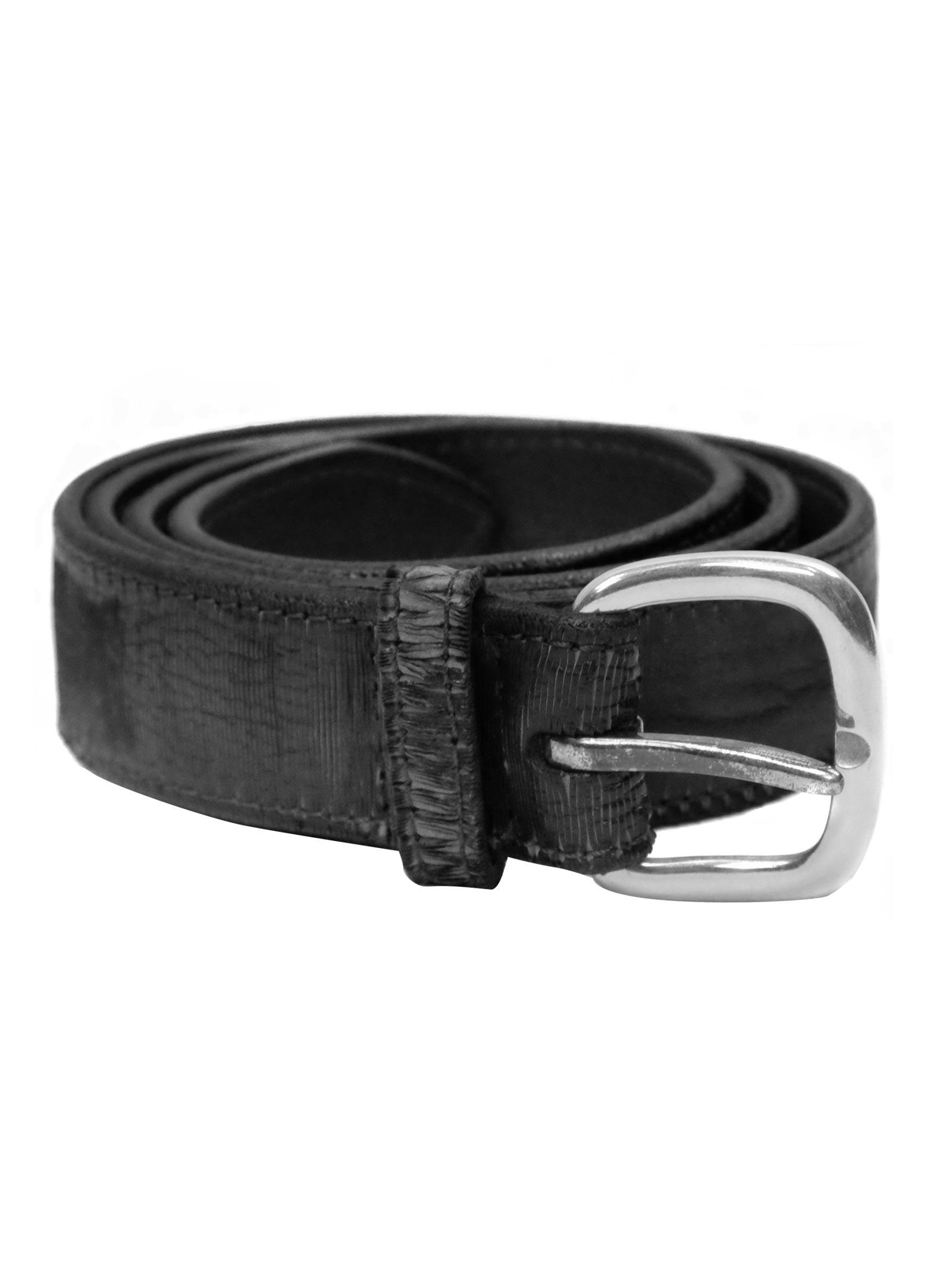 cintura laserata ORCIANI | Cinture | 7768NERO