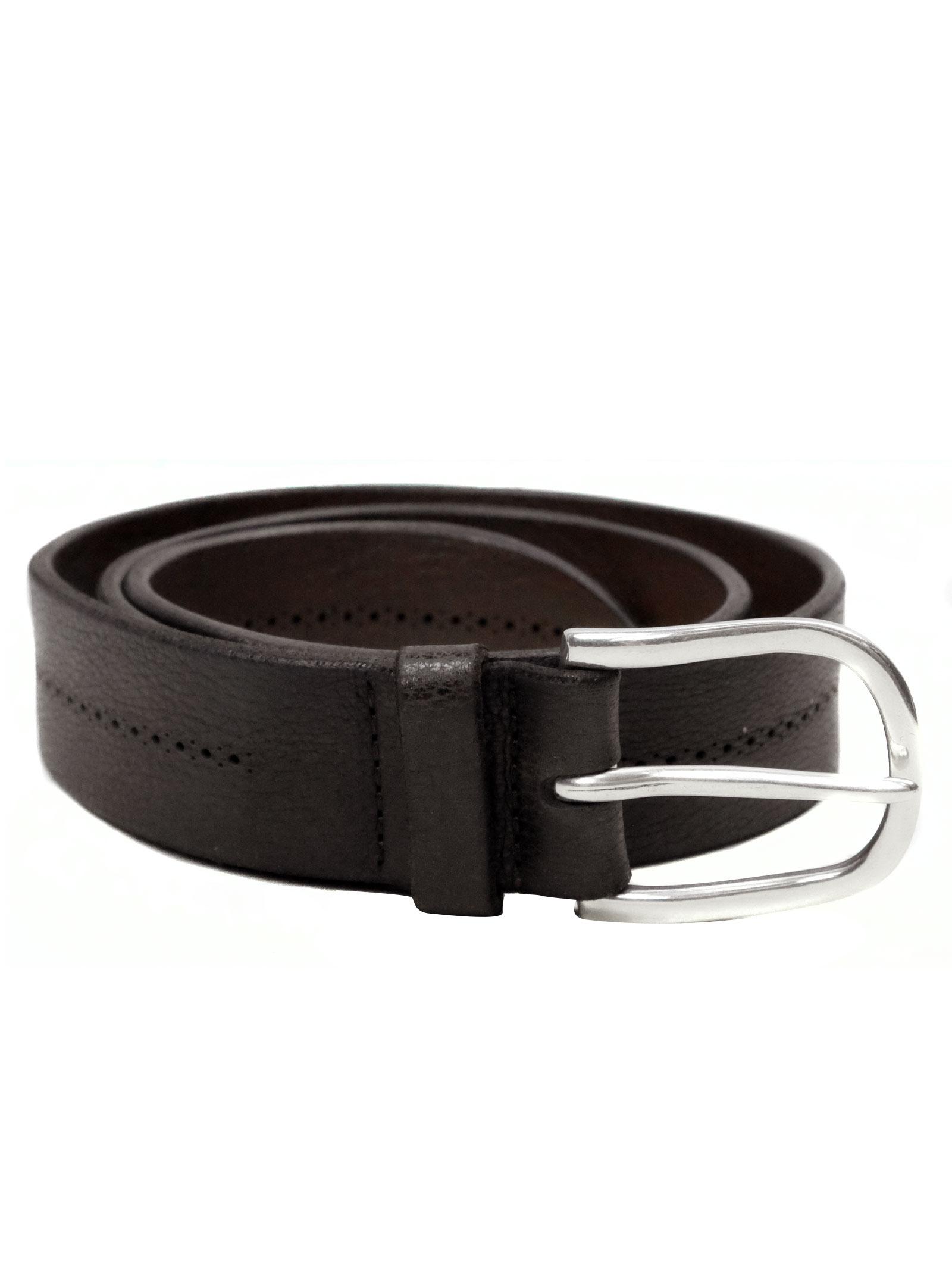 casual belt ORCIANI | Belts | 7942MORO