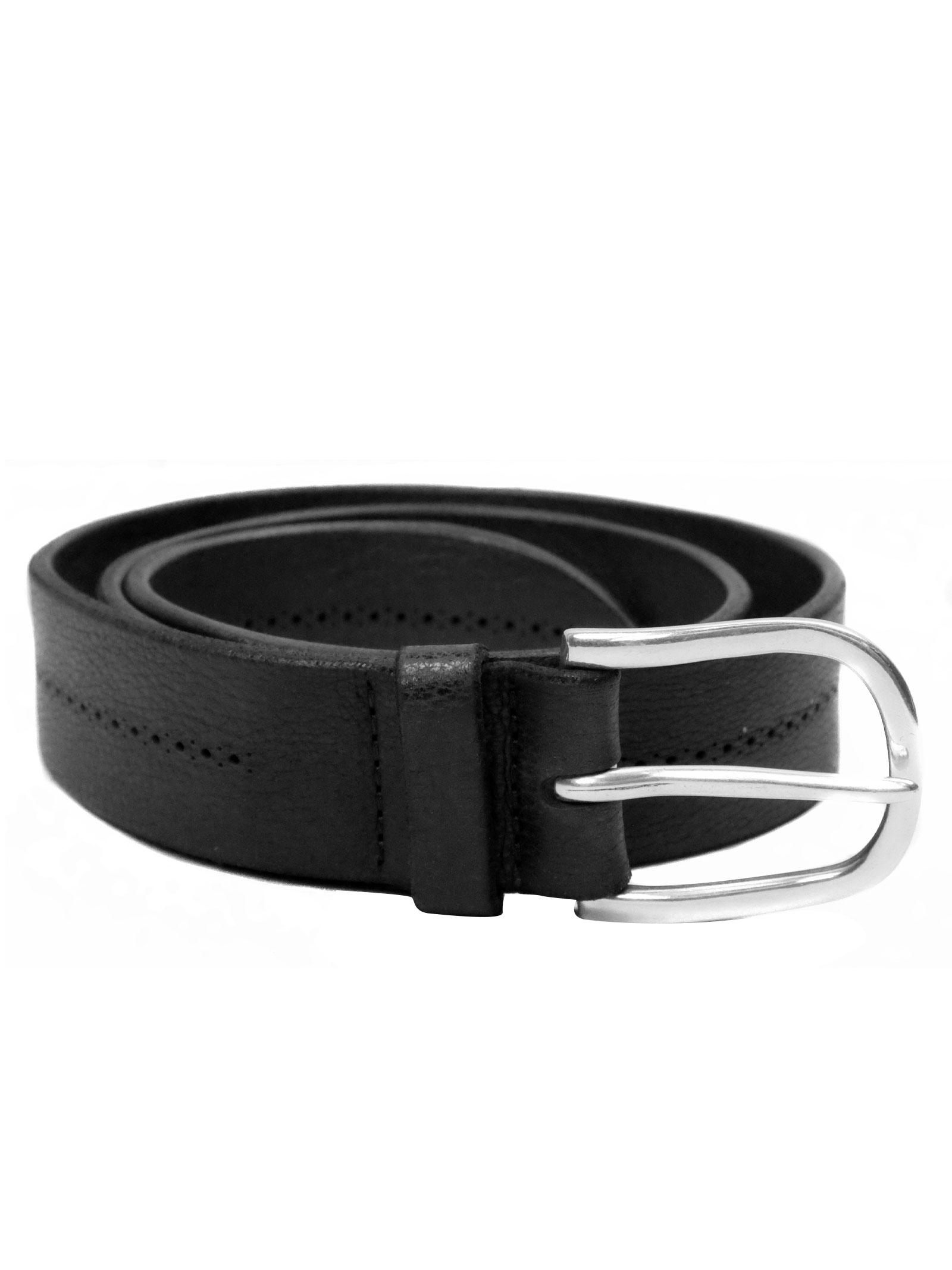 casual belt ORCIANI | Belts | 7942NERO
