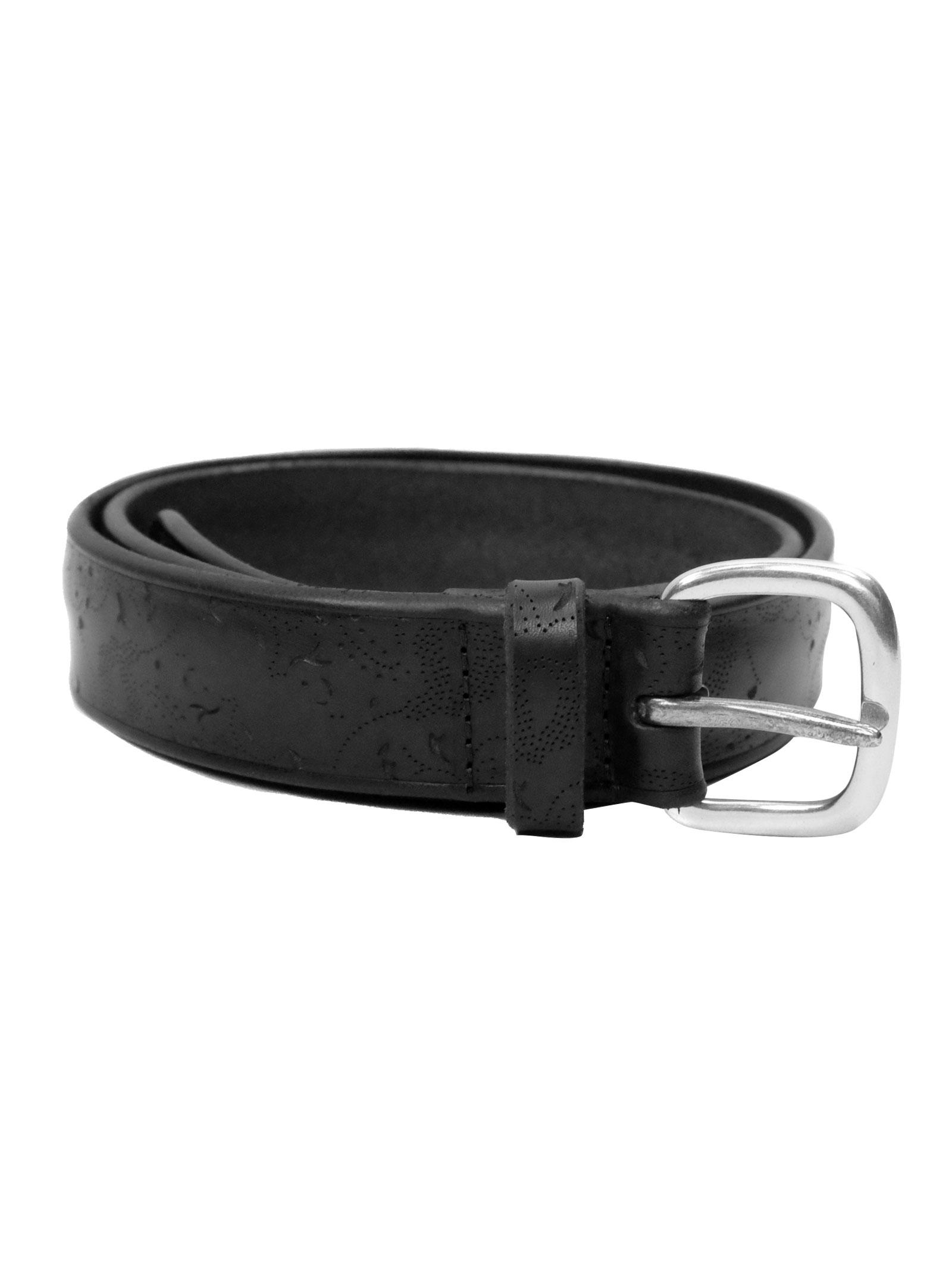 laser cut belt ORCIANI | Belts | 7965NERO