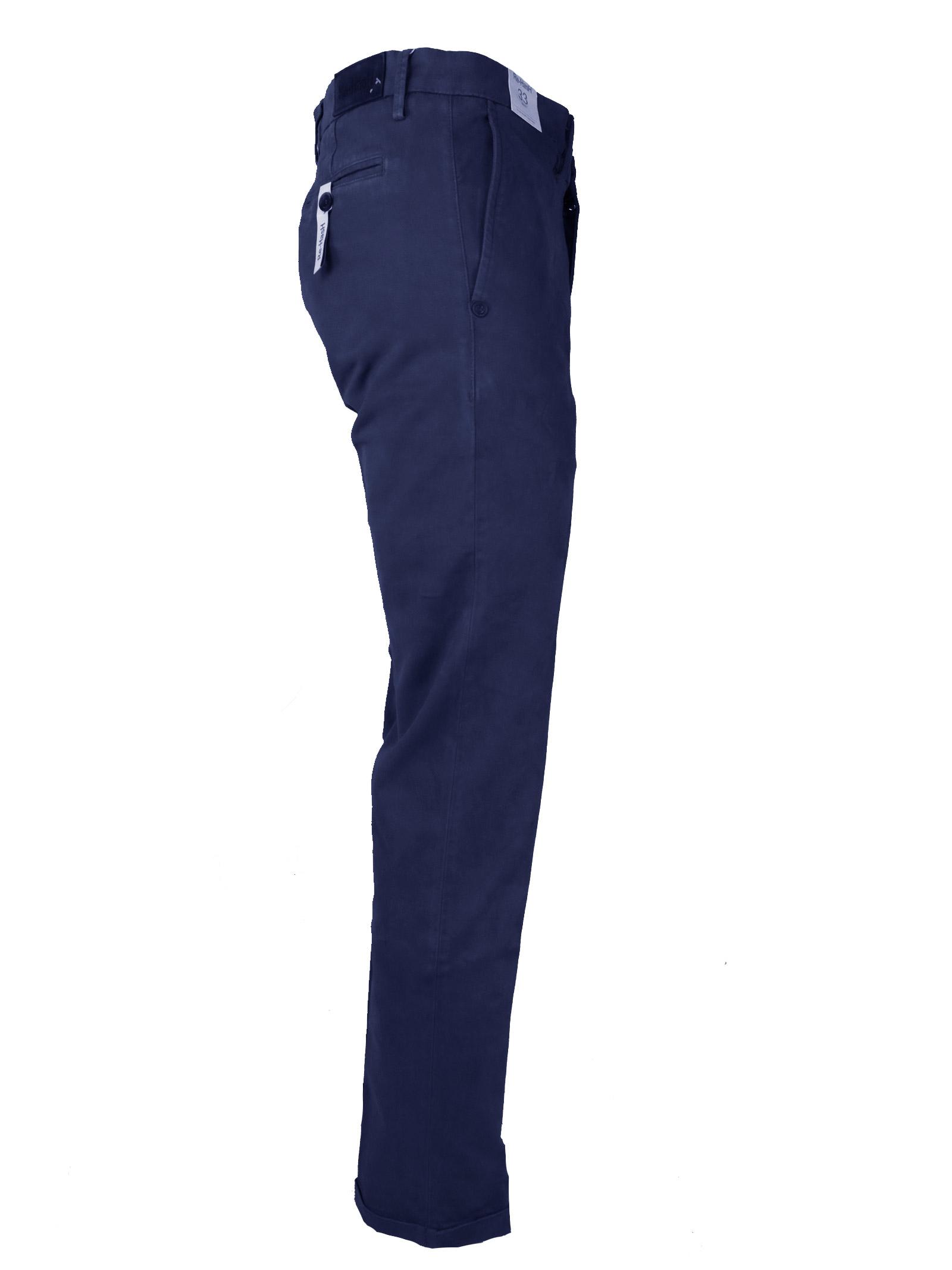 PANTALONI COTONE Re-HasH | Pantaloni | MUCHA 2076 BW58994002