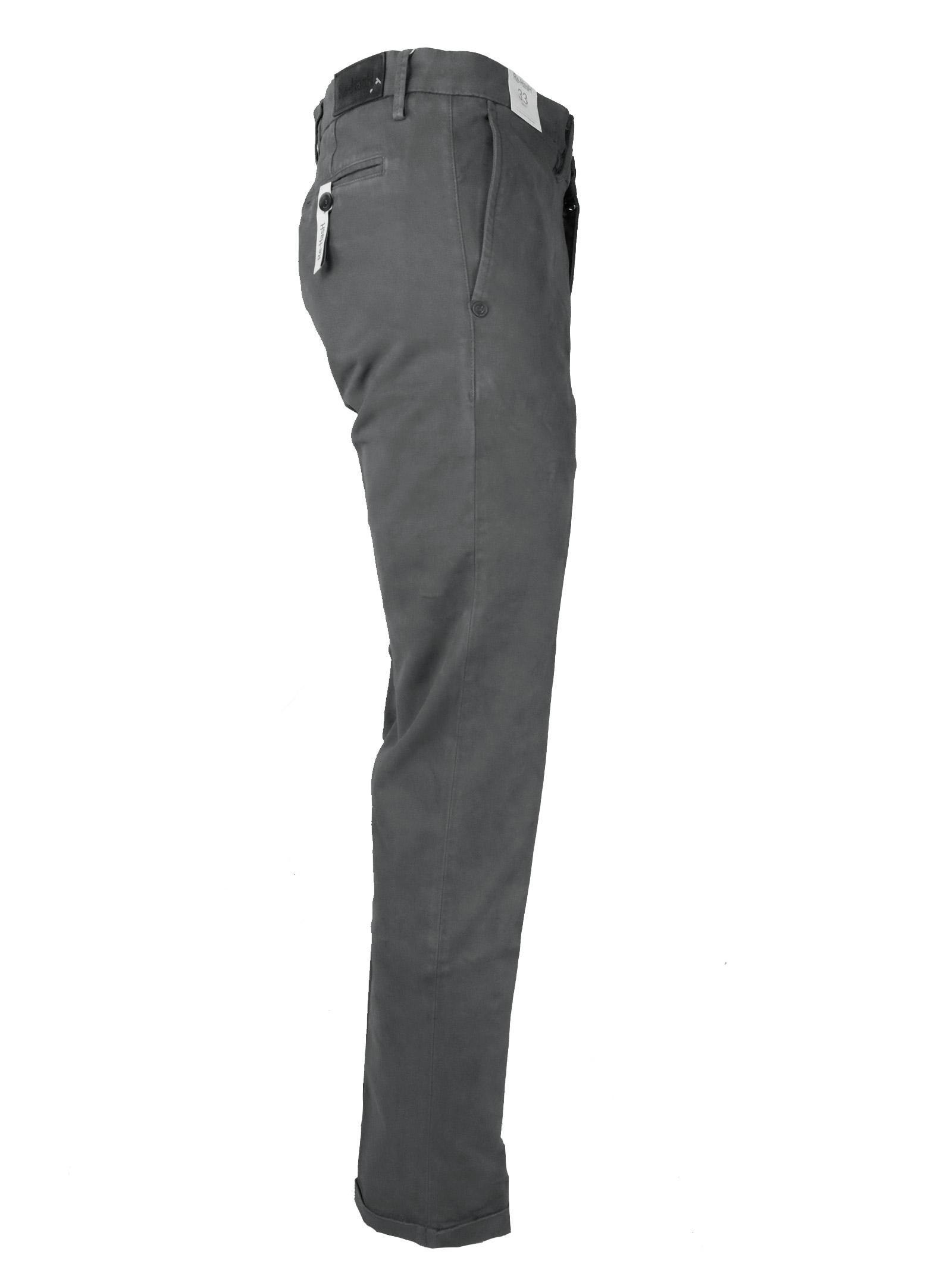 PANTALONI COTONE Re-HasH | Pantaloni | MUCHA 2076 BW58995402