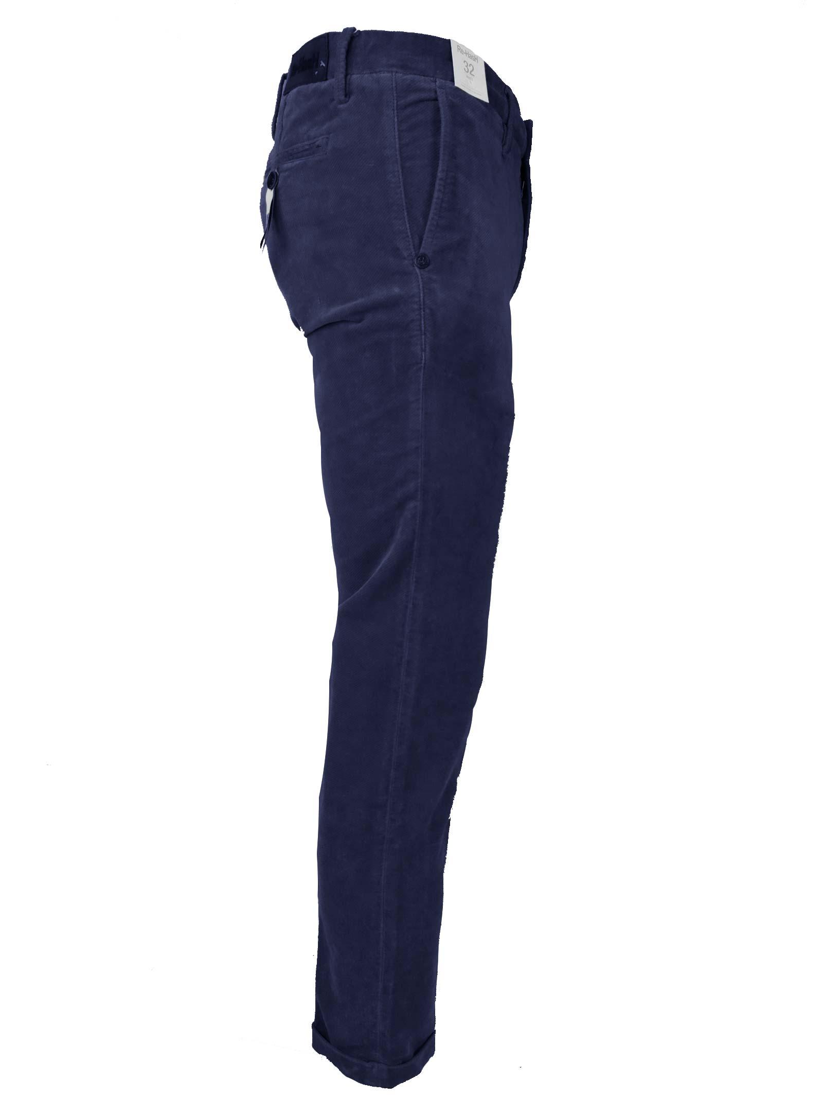 Re-HasH | Trousers | MUCHA 4050 LS67104002