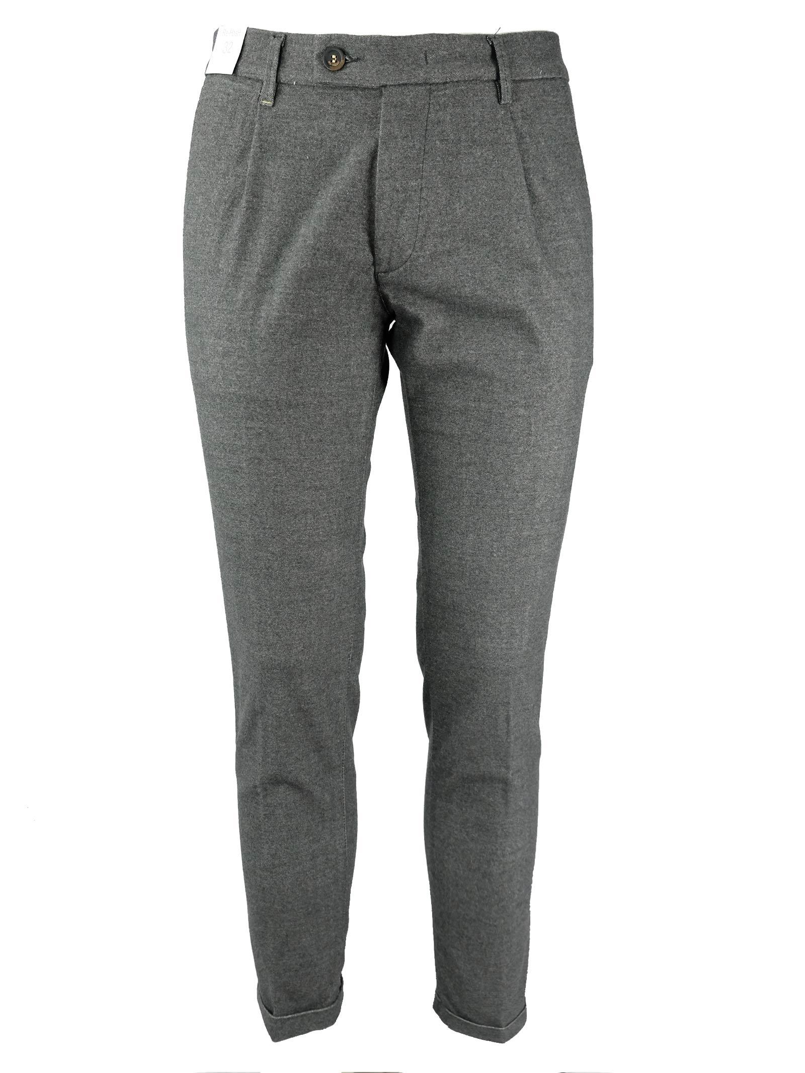 Re-HasH | Trousers | MUCHA P1 0804F002