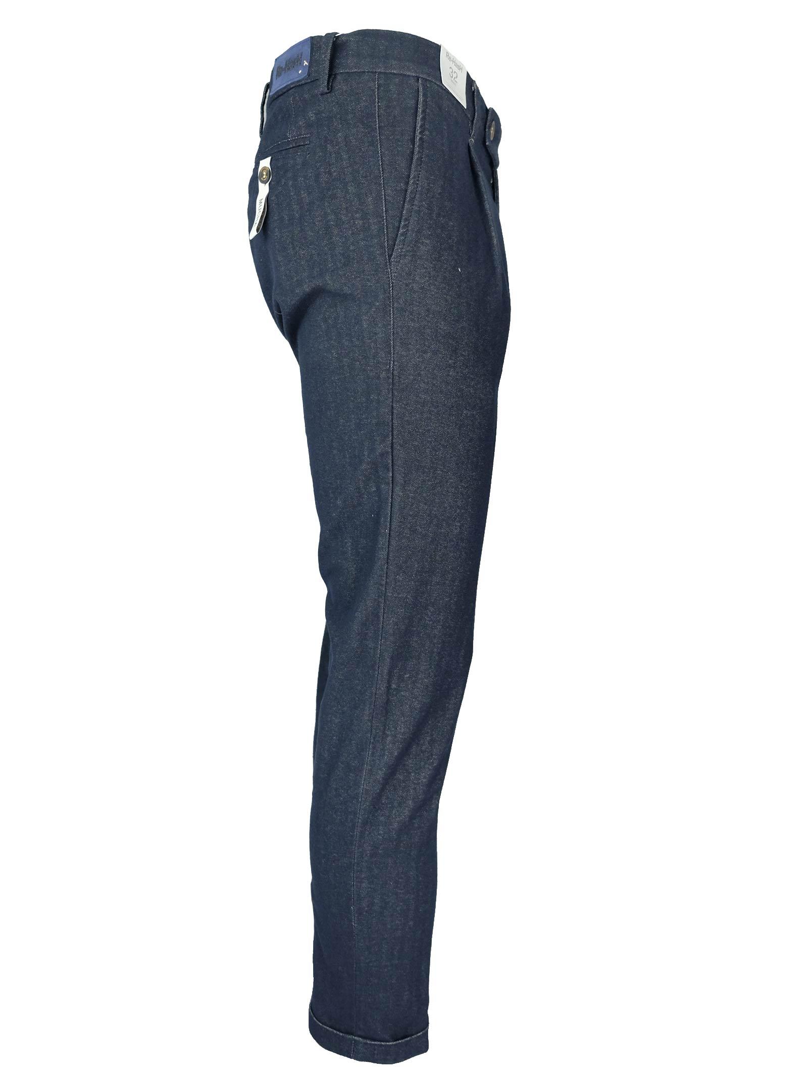 Re-HasH | Trousers | MUCHA P1 0804F006