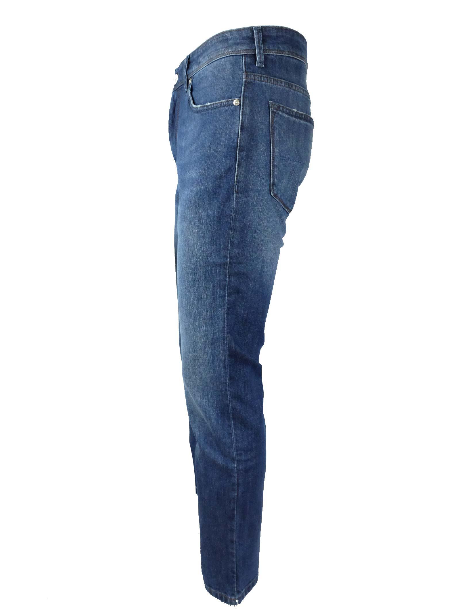 Re-HasH | Trousers | RUBENS 2546 13508BLUE