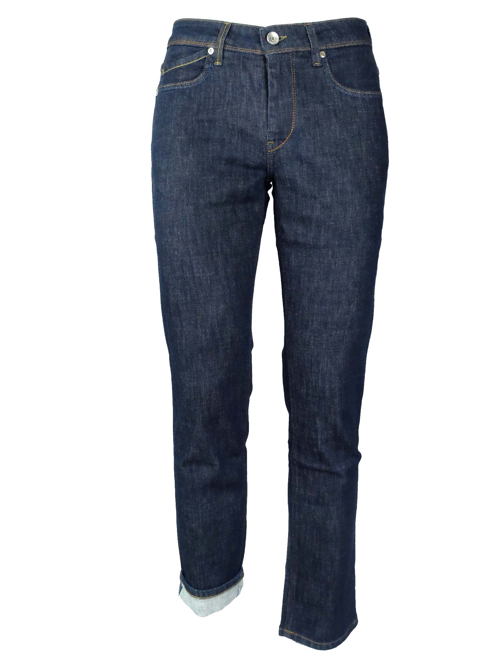 Re-HasH | Trousers | RUBENS LNBLUE