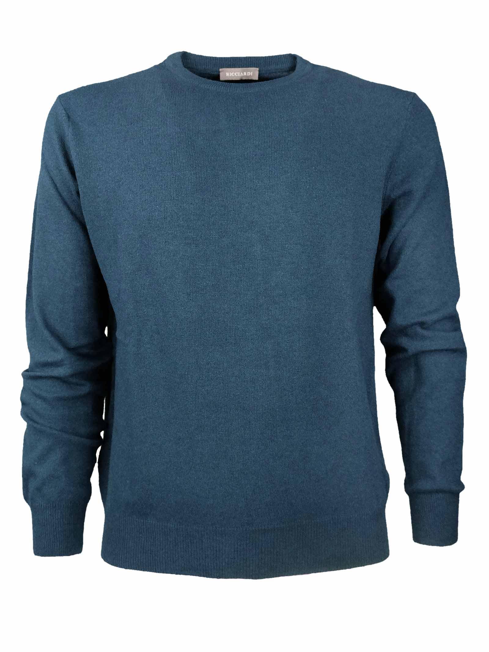 ROUNDNECK PULLOVER RICCIARDI | Knitwear | 45561130454