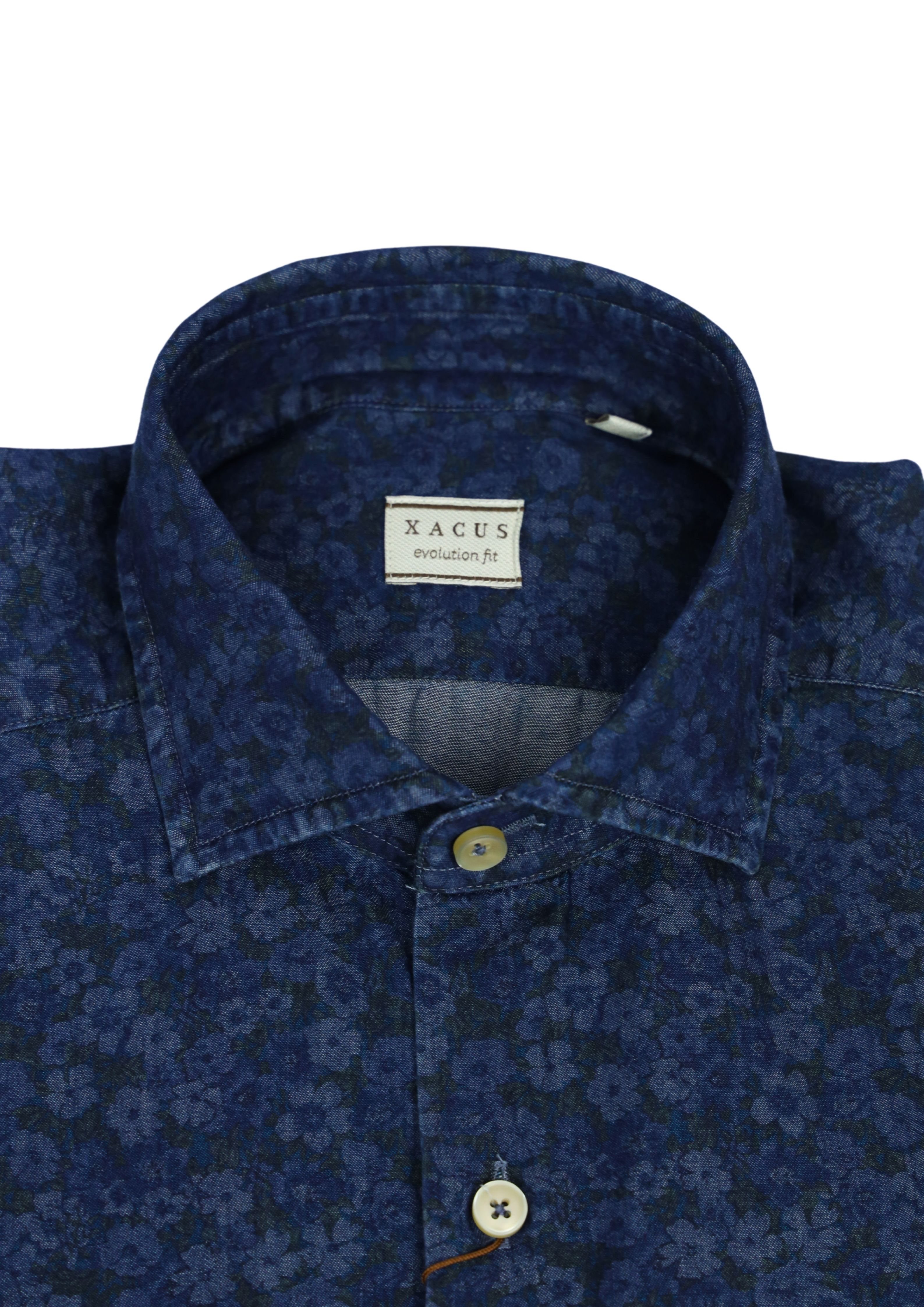 CAMICIA JEANS XACUS | Camicie | 848 71517001