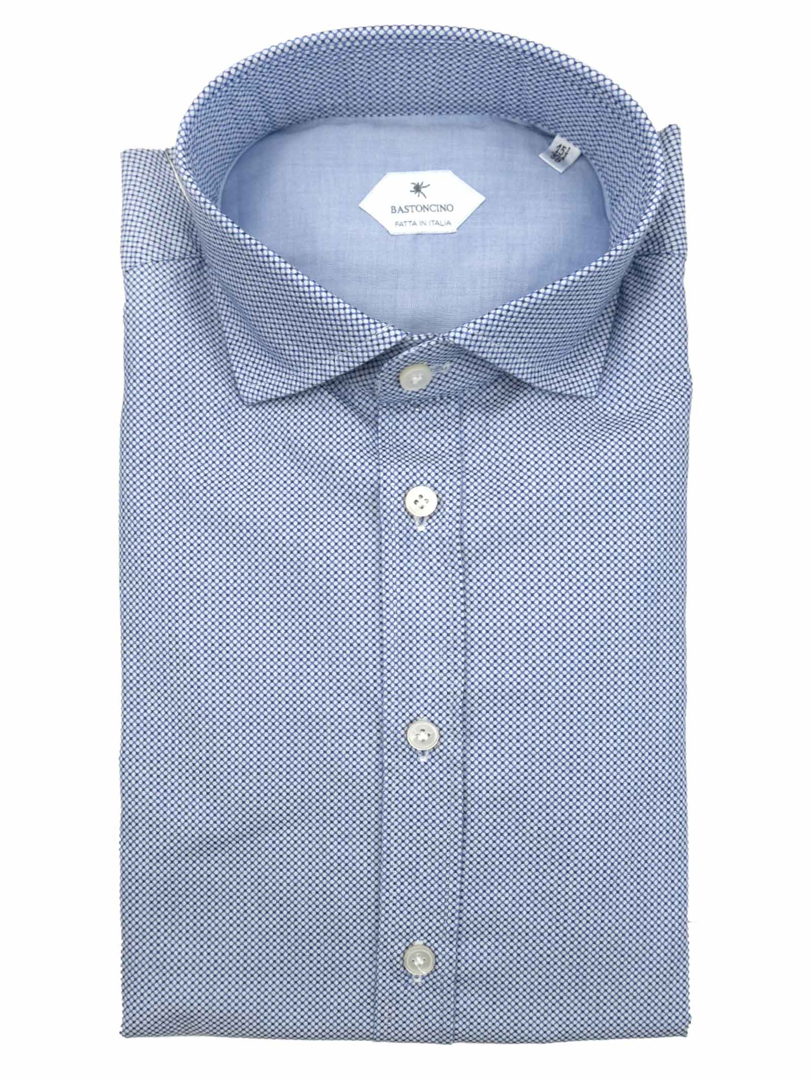 Camicia fantasia vestibilita leggermente slim BASTONCINO | Camicie | SIMOB1965 02