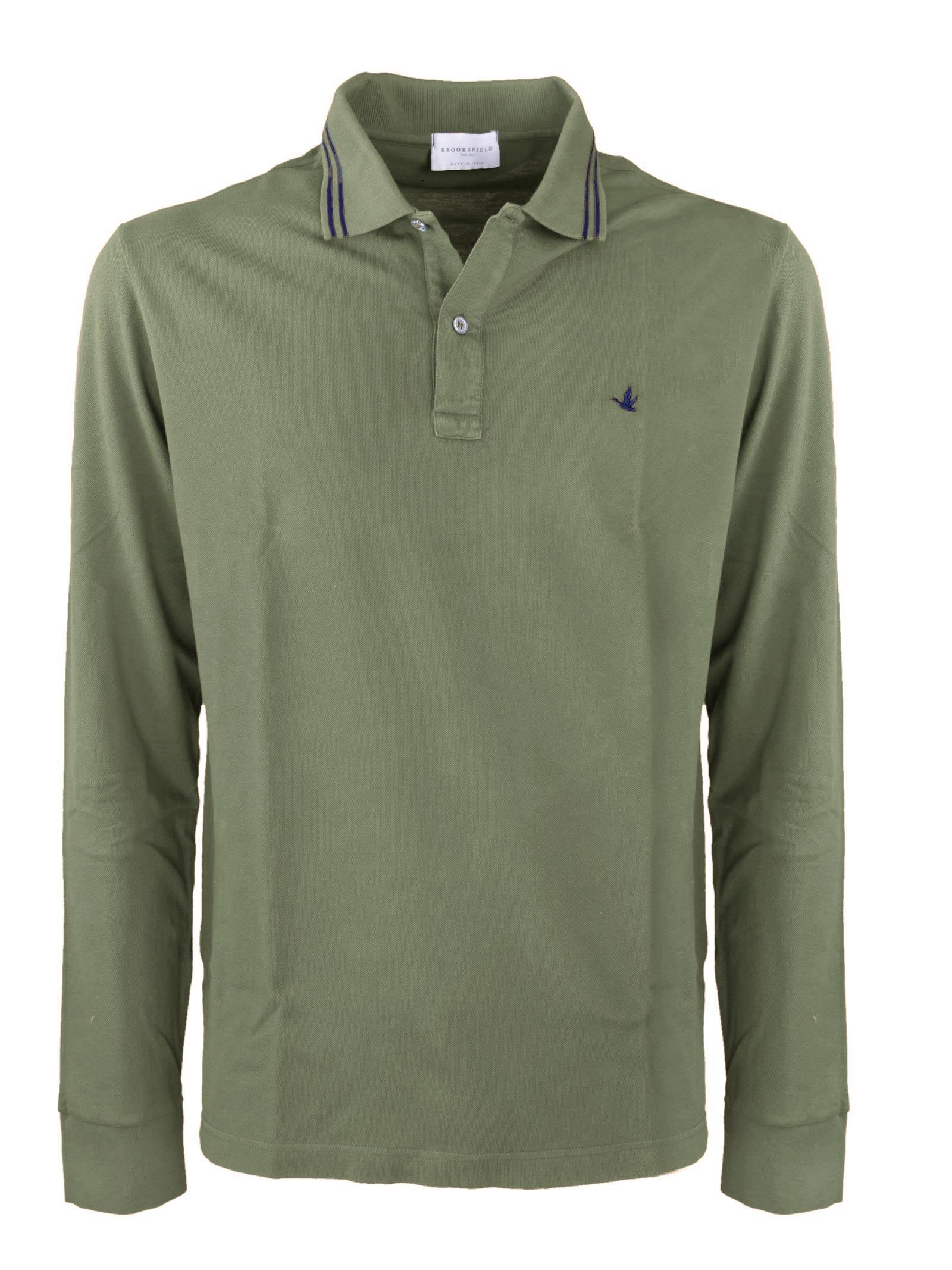 Polo camicia BROOKSFIELD | Polo | 201B.A0240077