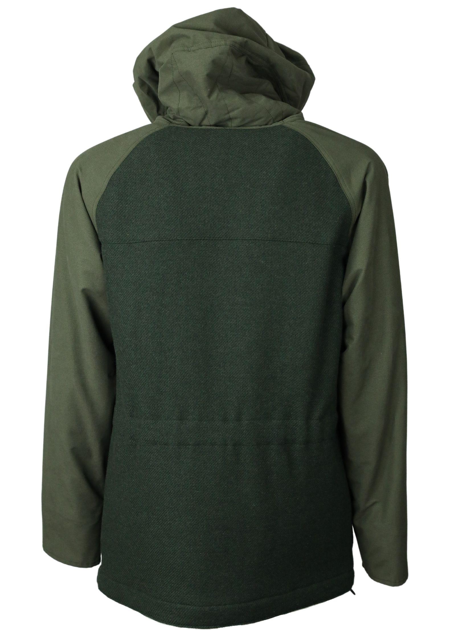 Giaccone in lana impermeabile CAMPLIN   Giacconi   ARTICVISV S